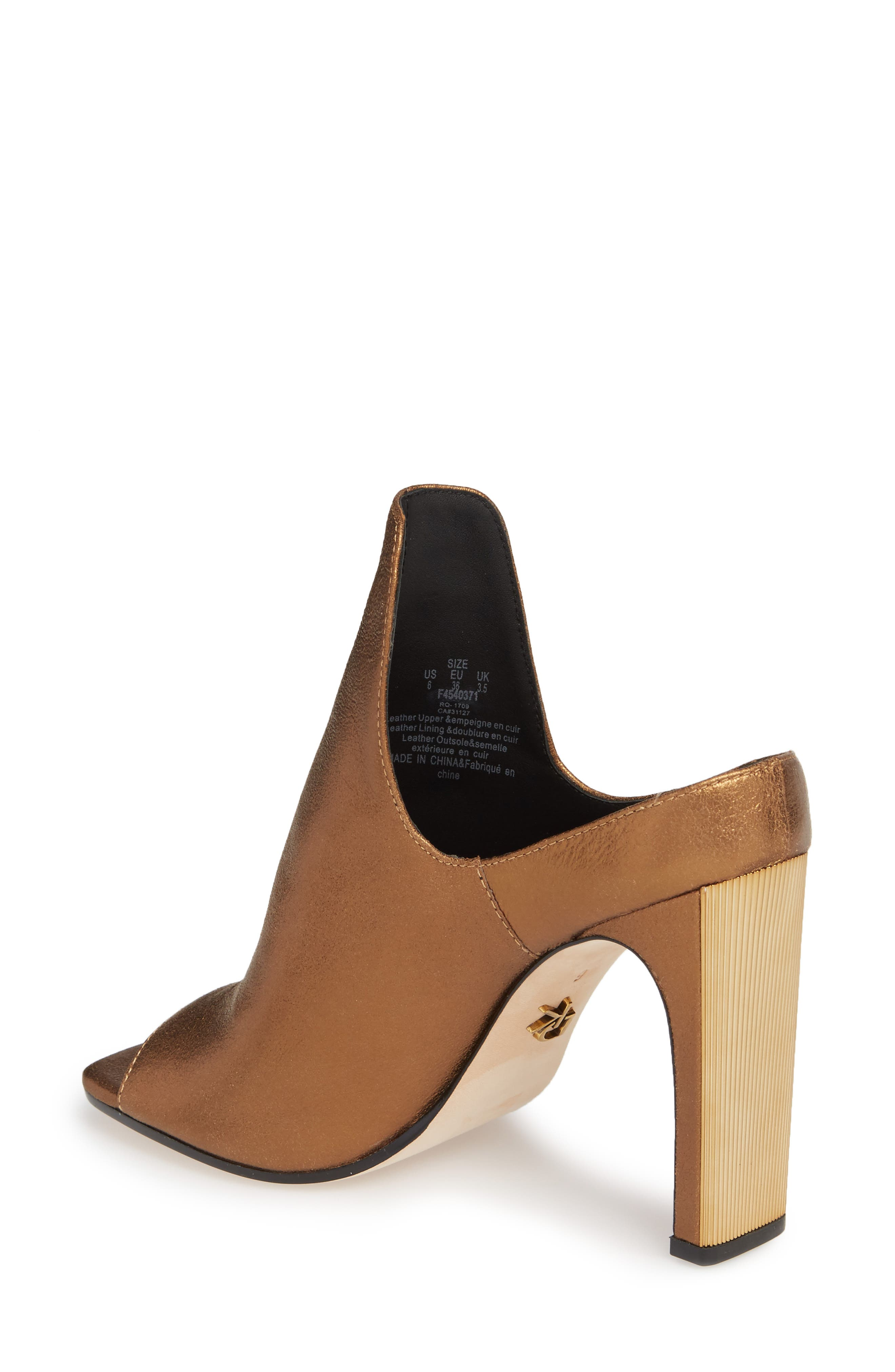 Donna Karan Sutton Mule,                             Alternate thumbnail 4, color,