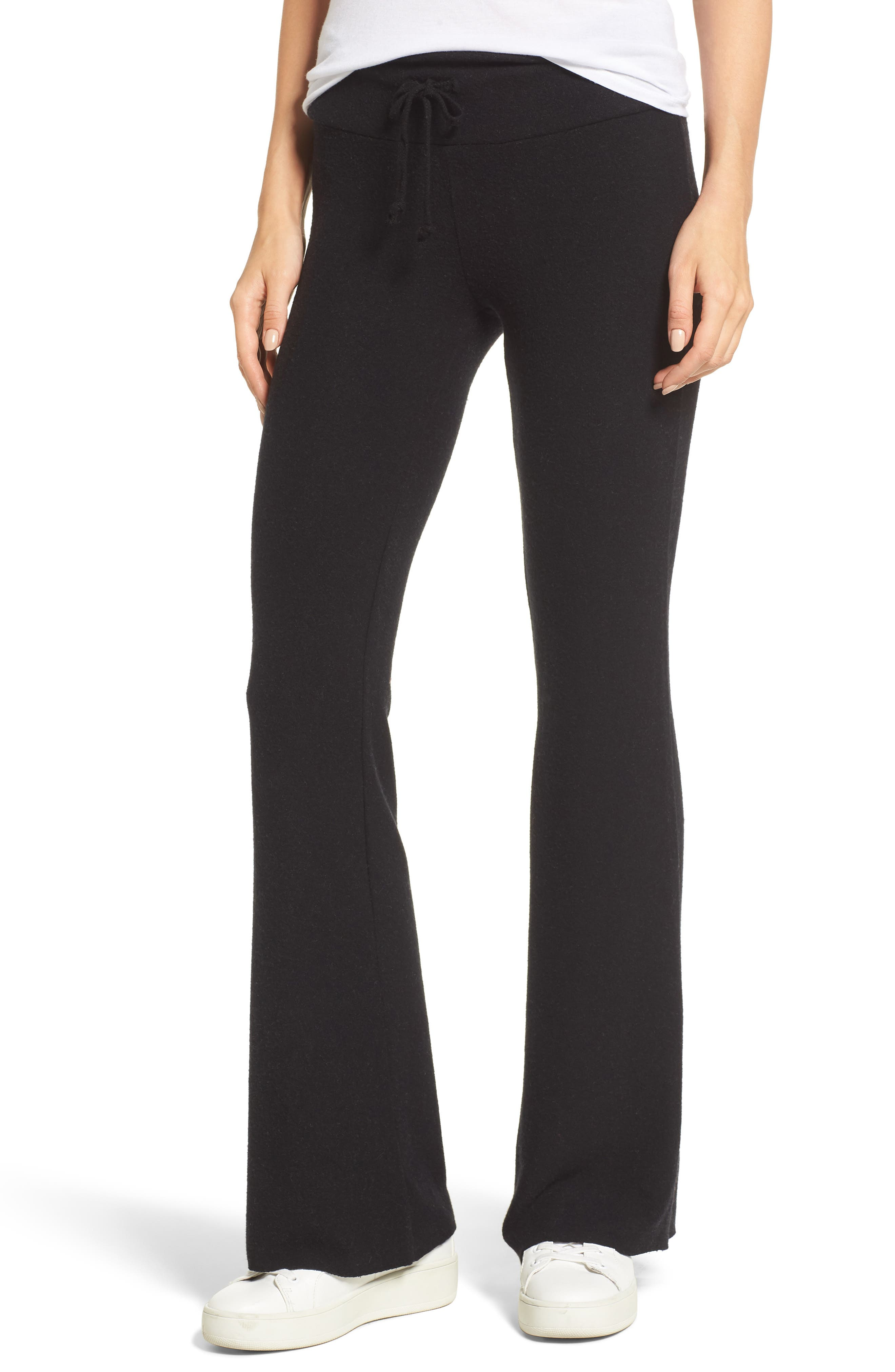 Flare Track Pants,                         Main,                         color, 001
