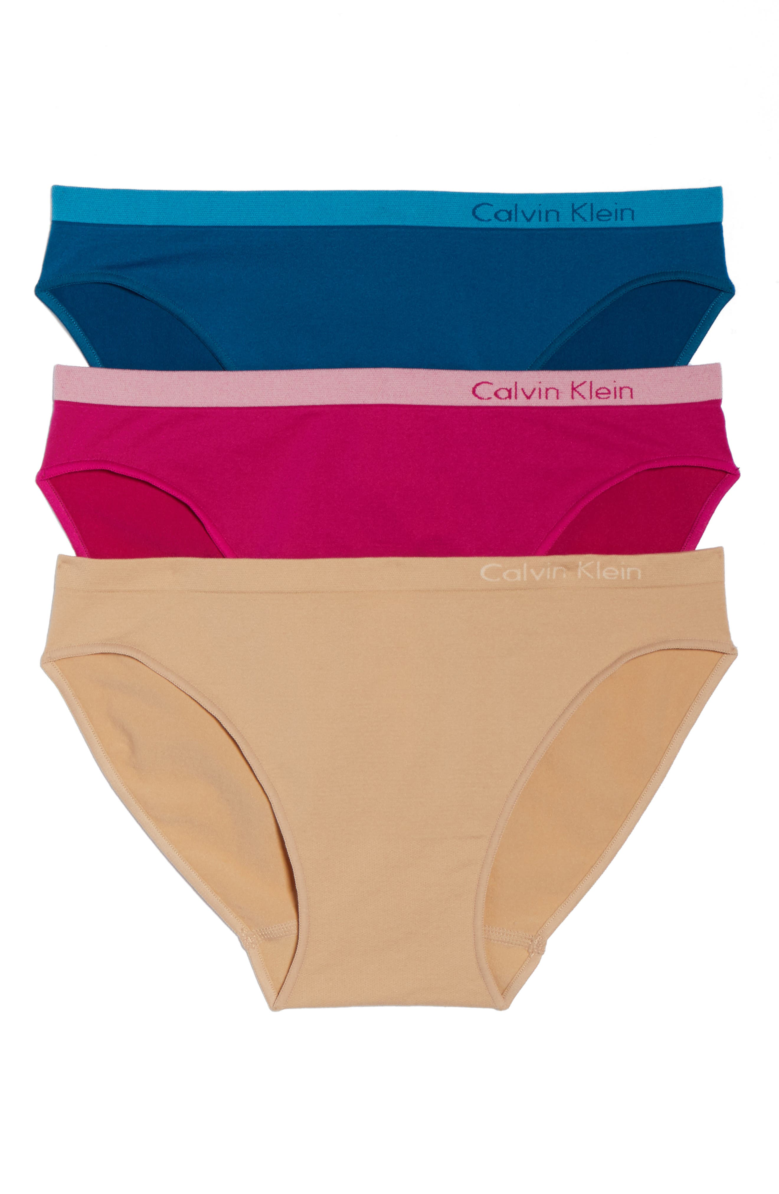 'Pure' Seamless Bikini,                         Main,                         color, 650