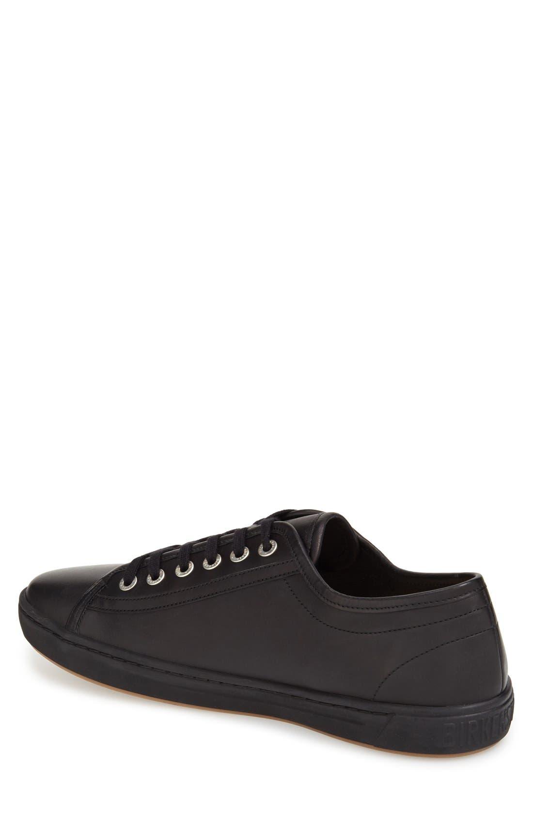 BIRKENSTOCK,                             'Arran' Sneaker,                             Alternate thumbnail 2, color,                             BLACK