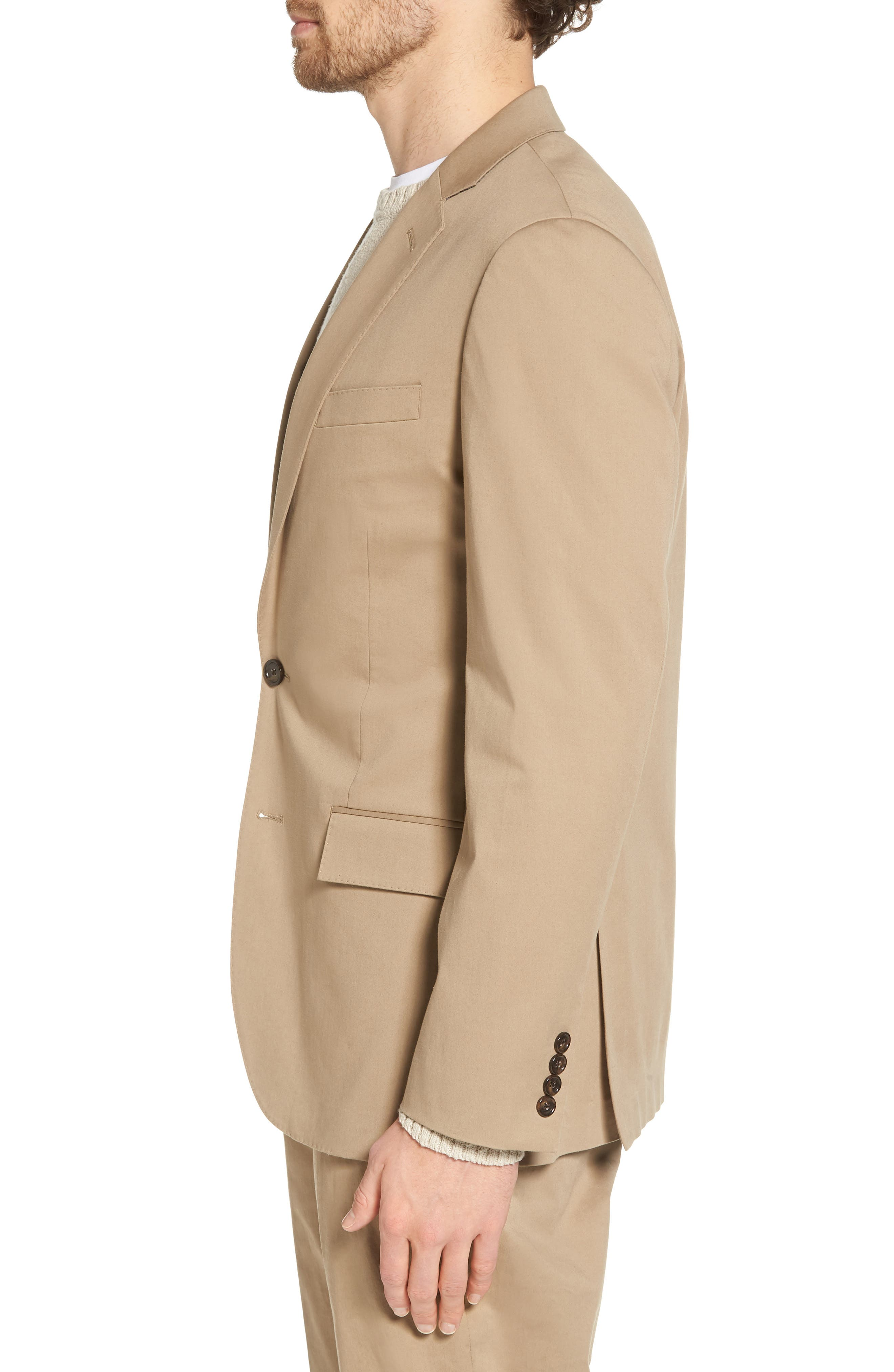 Ludlow Stretch Chino Blazer,                             Alternate thumbnail 3, color,                             251