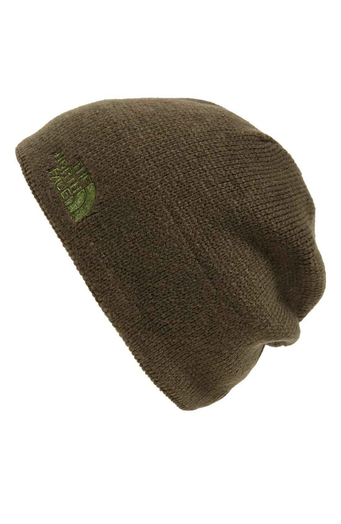 'Bones' Microfleece Beanie,                             Main thumbnail 6, color,