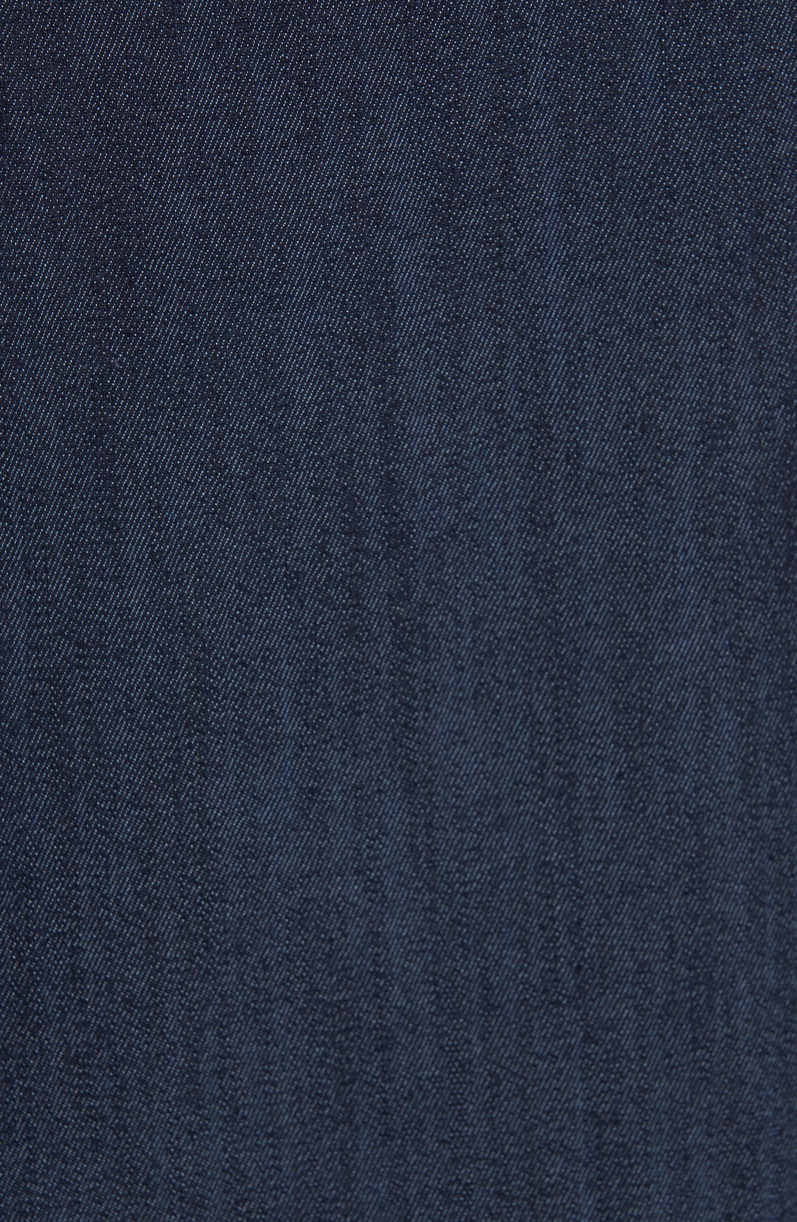 Ashton Dress,                             Alternate thumbnail 5, color,                             INDIGO