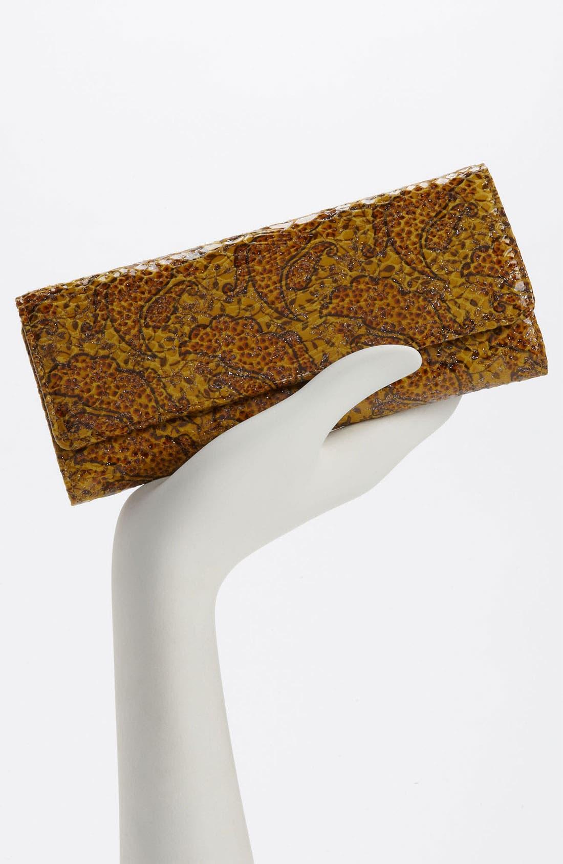 'Sadie' Leather Wallet,                             Alternate thumbnail 87, color,