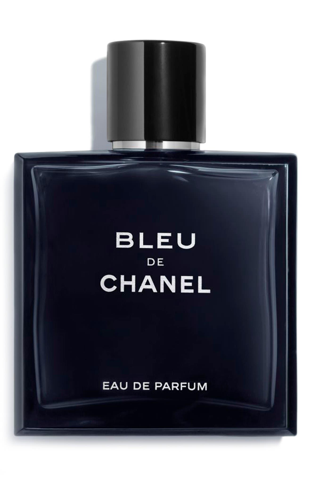 BLEU DE CHANEL Eau de Parfum Pour Homme Spray,                         Main,                         color, 000