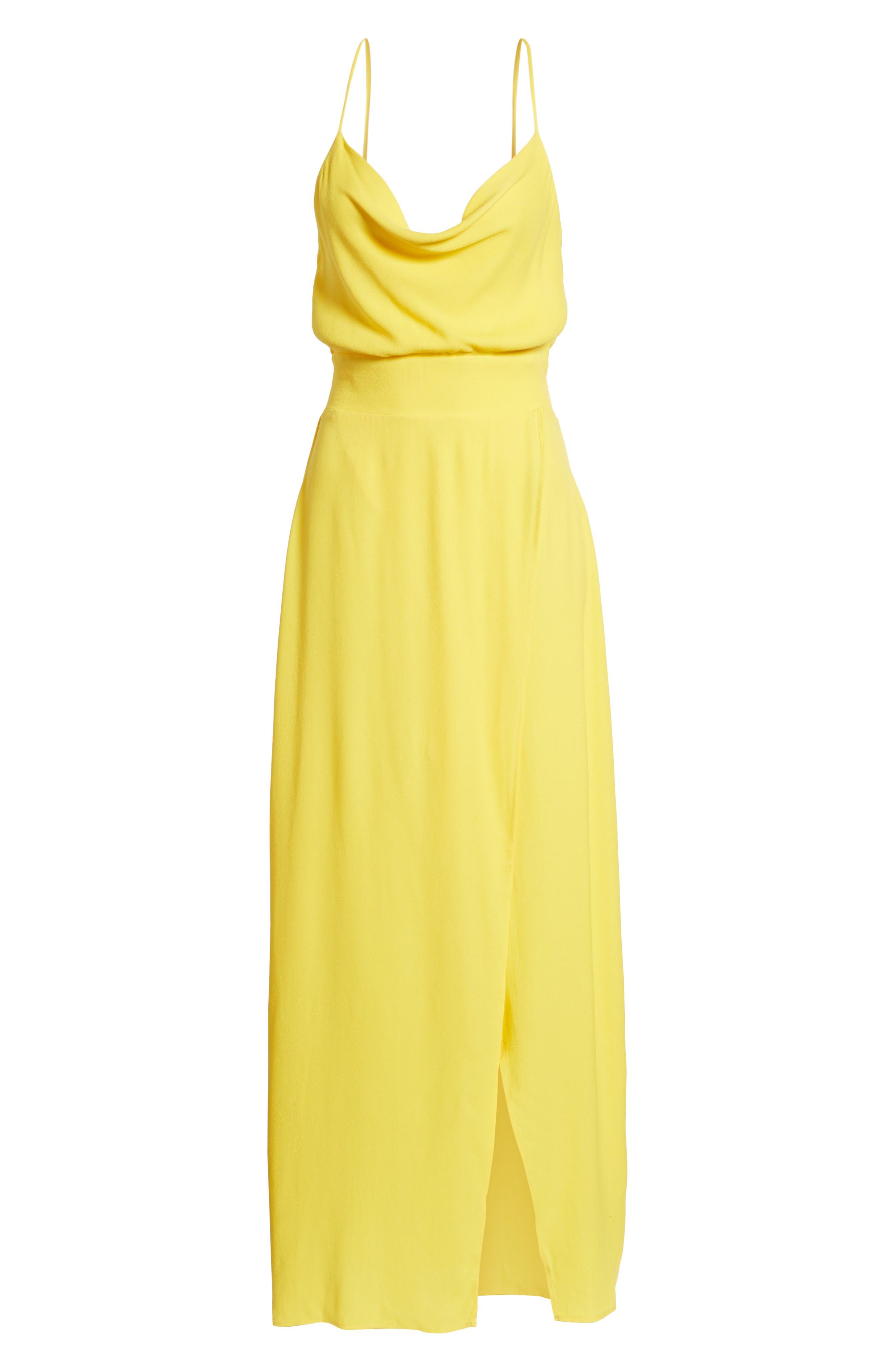 Rain Maxi Dress,                             Alternate thumbnail 7, color,                             710
