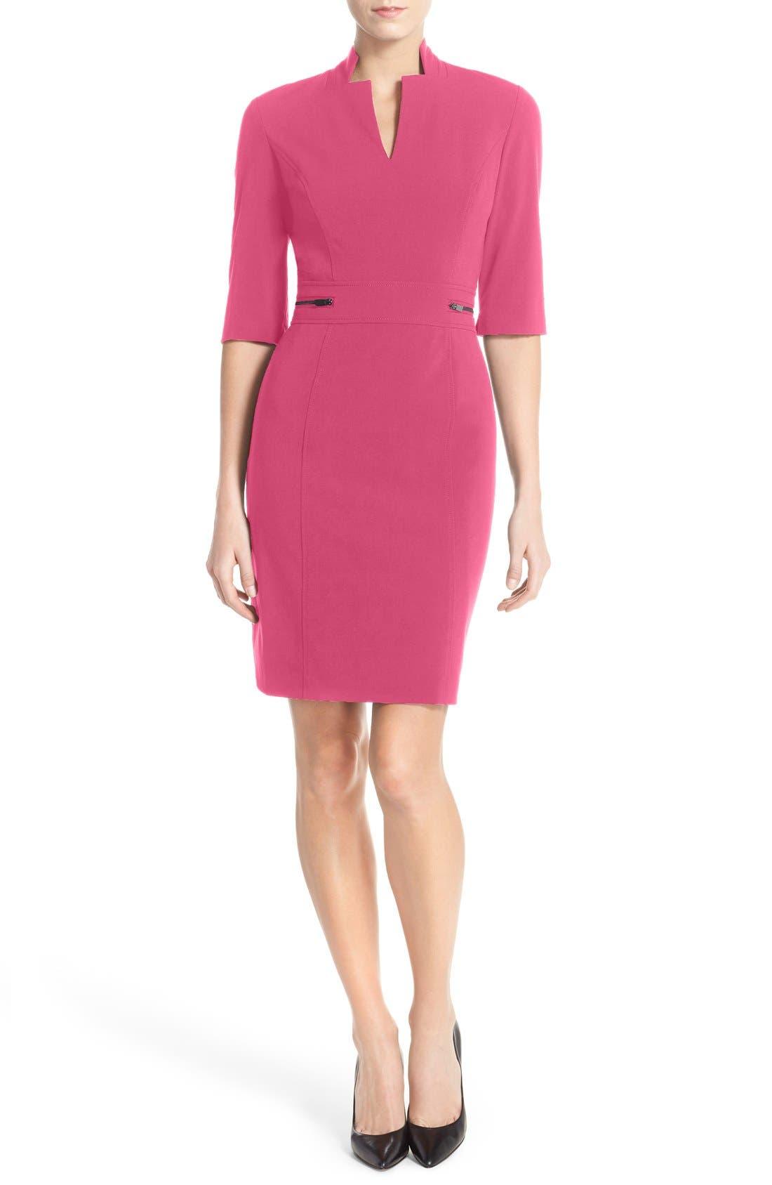 Sheath Dress,                             Main thumbnail 14, color,