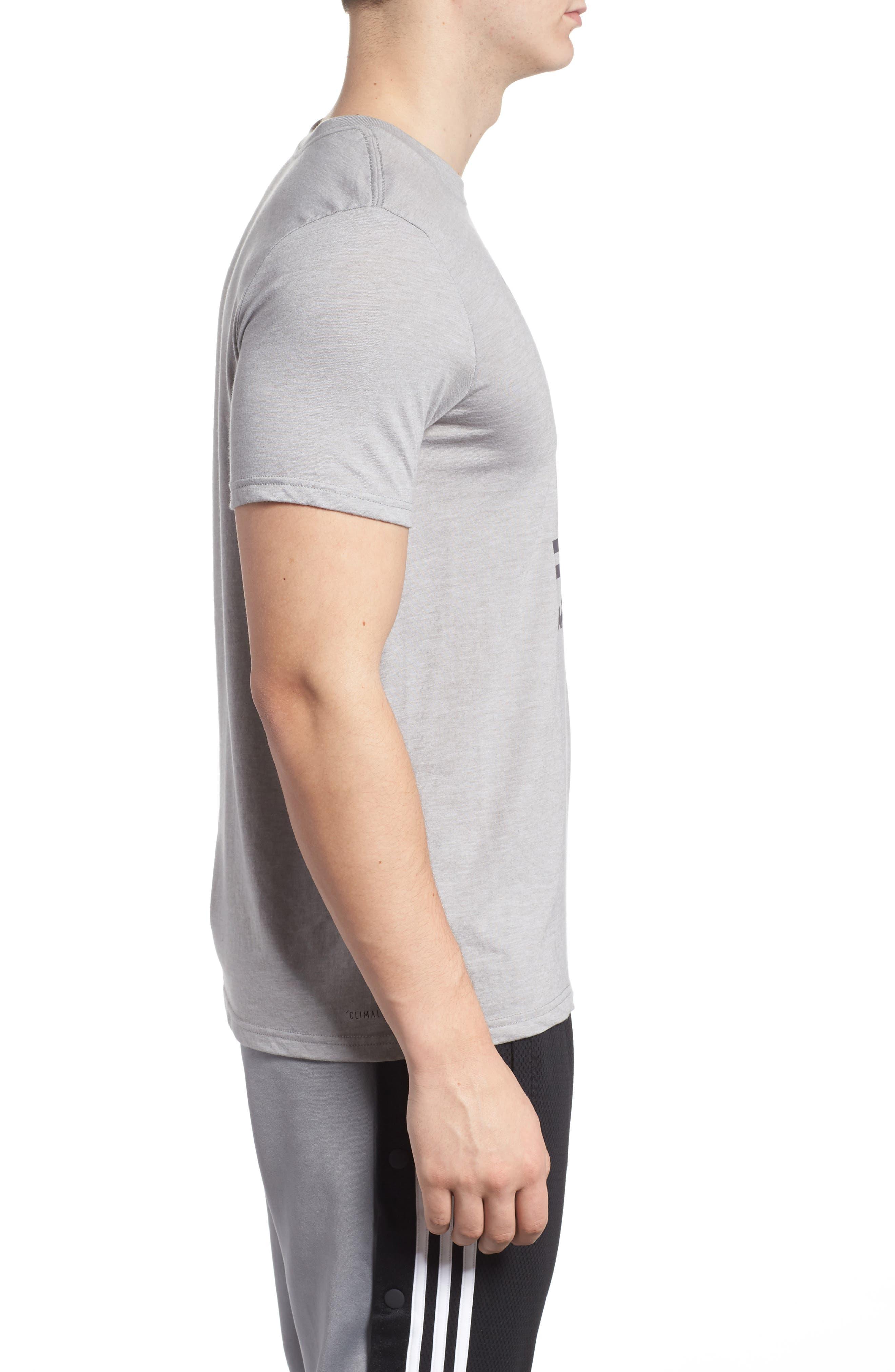 Jersey Hack Crewneck T-Shirt,                             Alternate thumbnail 8, color,