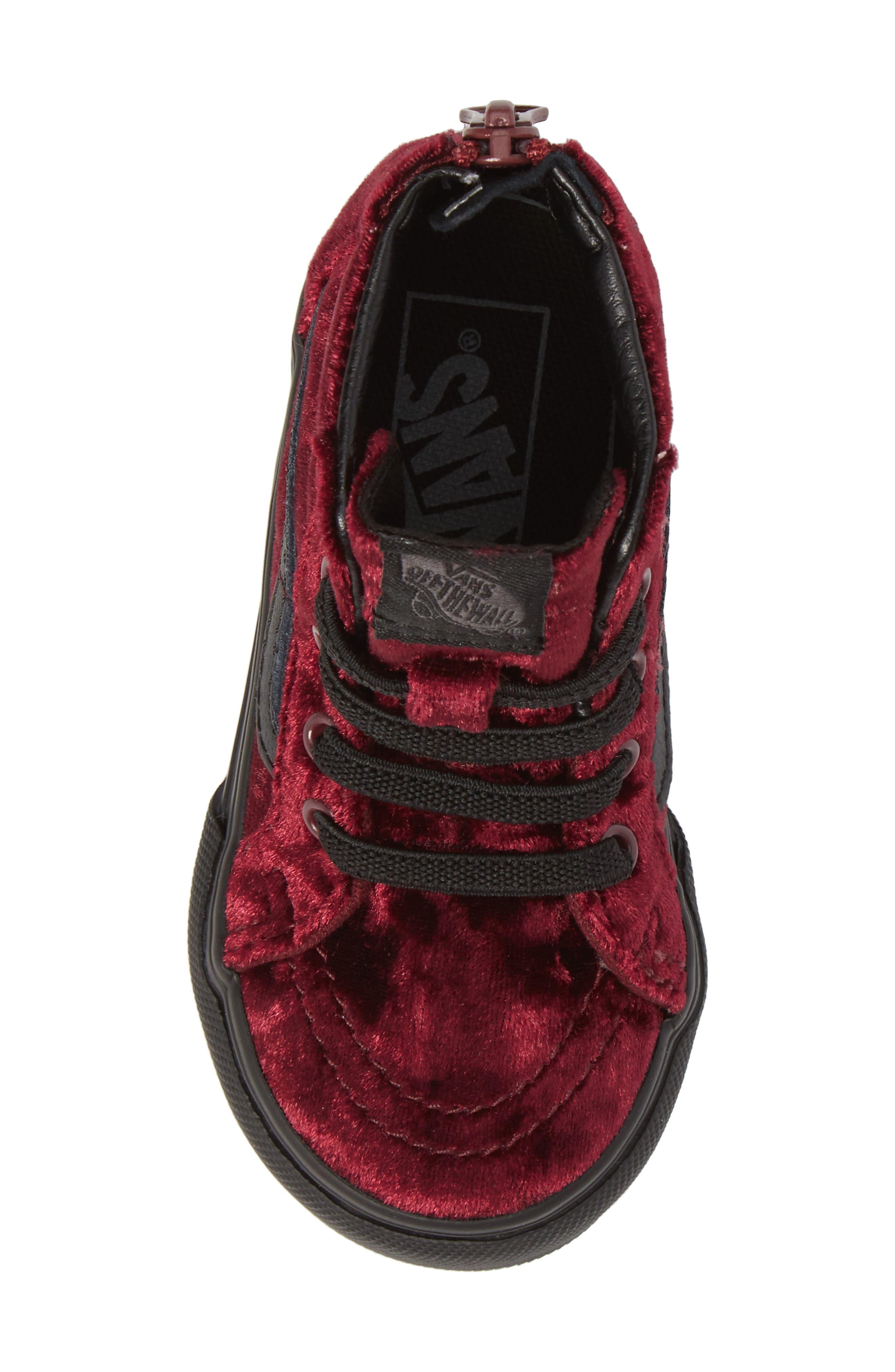 SK8-Hi Zip Sneaker,                             Alternate thumbnail 14, color,
