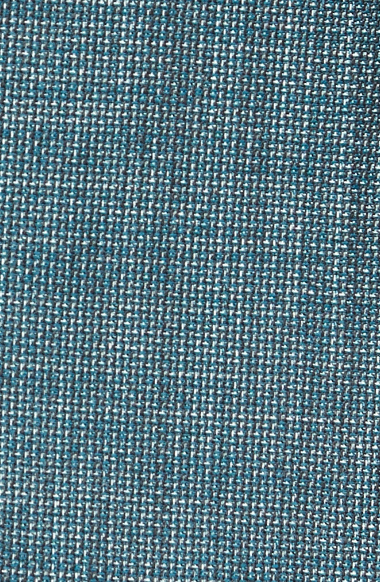 Hutsons Trim Fit Sport Coat,                             Alternate thumbnail 6, color,                             GREEN