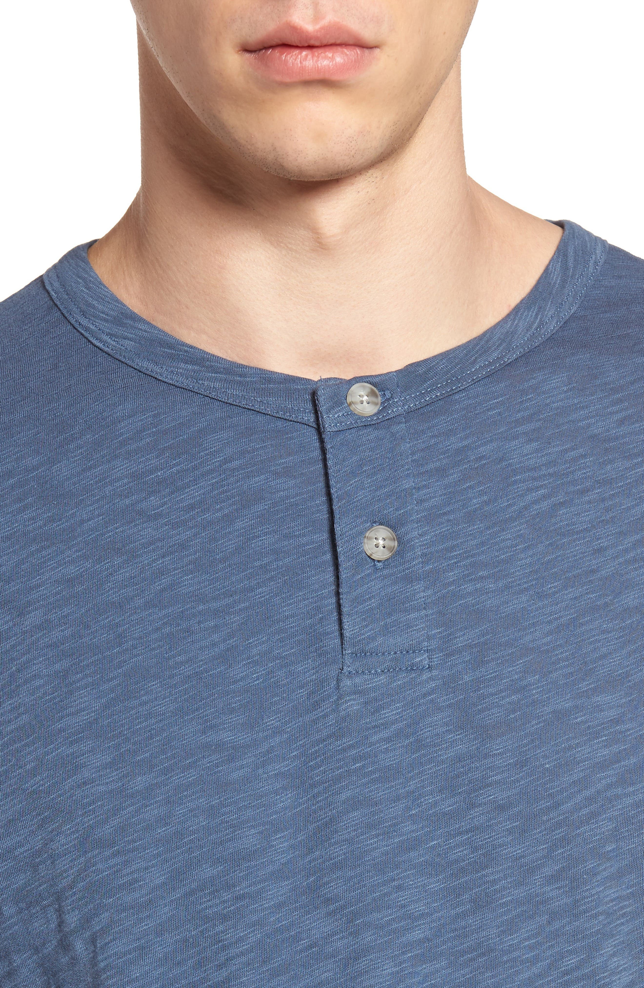 Gaskell Henley T-Shirt,                             Alternate thumbnail 27, color,