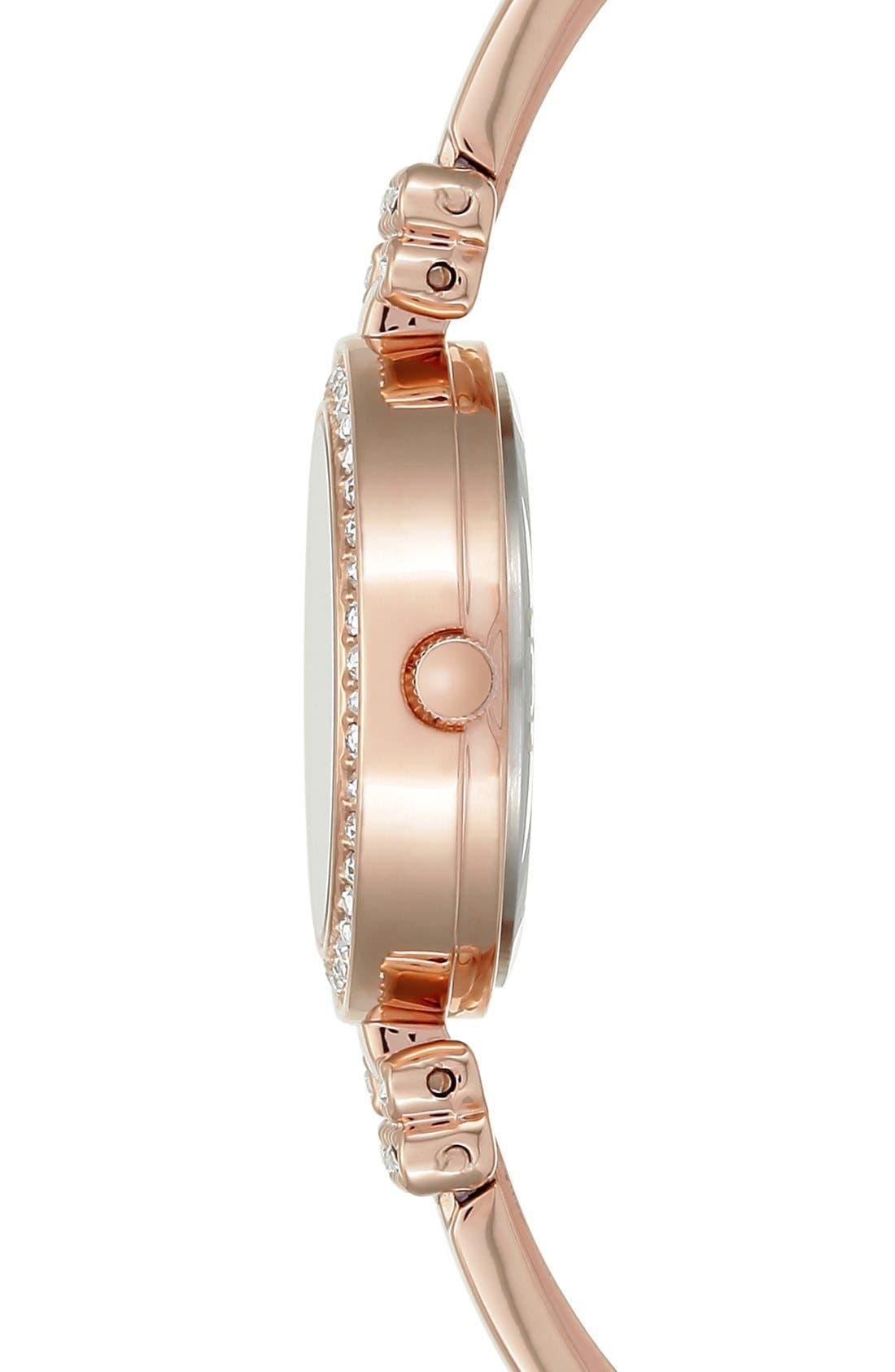Boxed Bracelet & Bangle Watch Set, 24mm,                             Alternate thumbnail 3, color,                             711