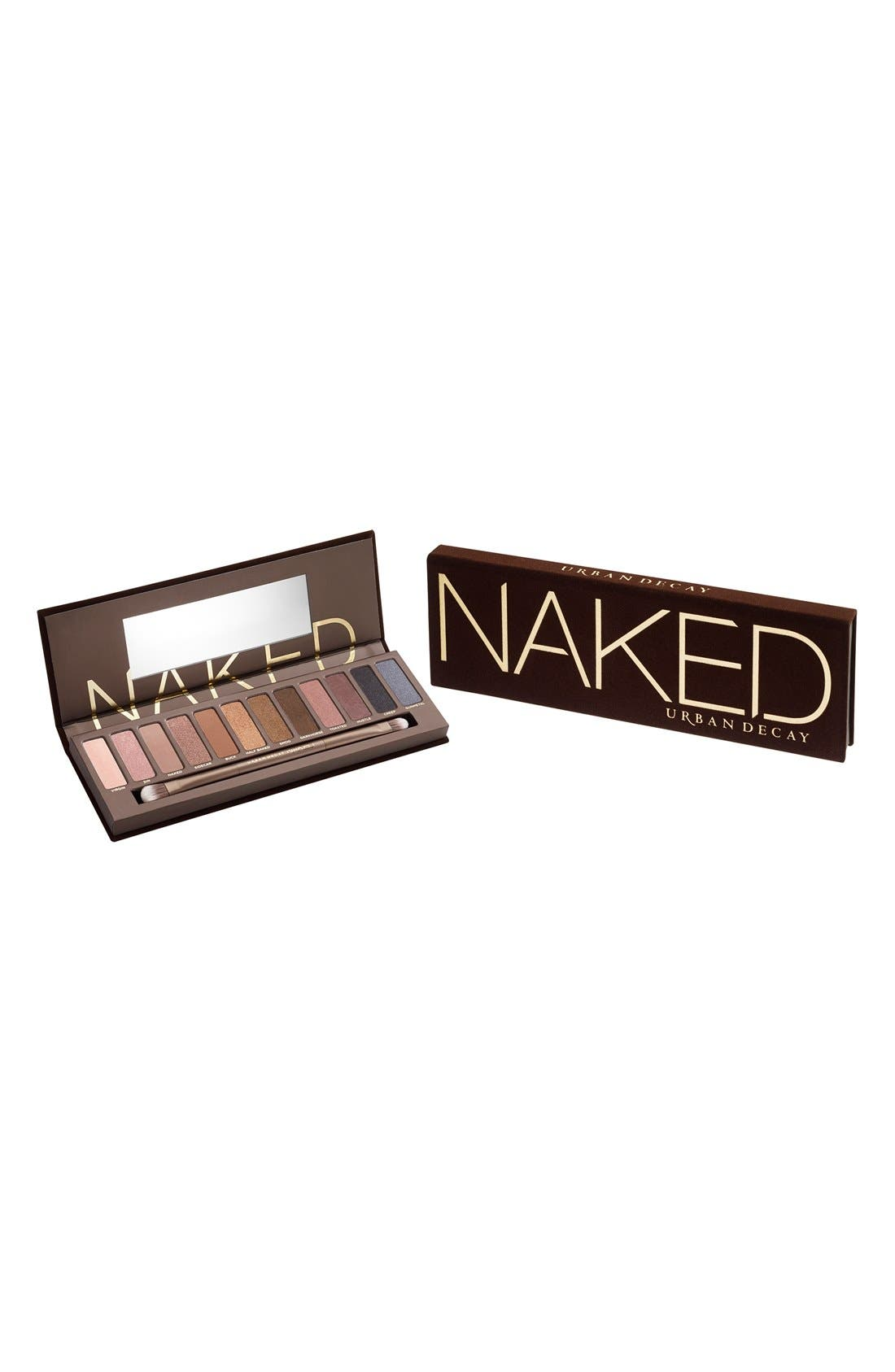 Naked Palette,                             Alternate thumbnail 5, color,                             002