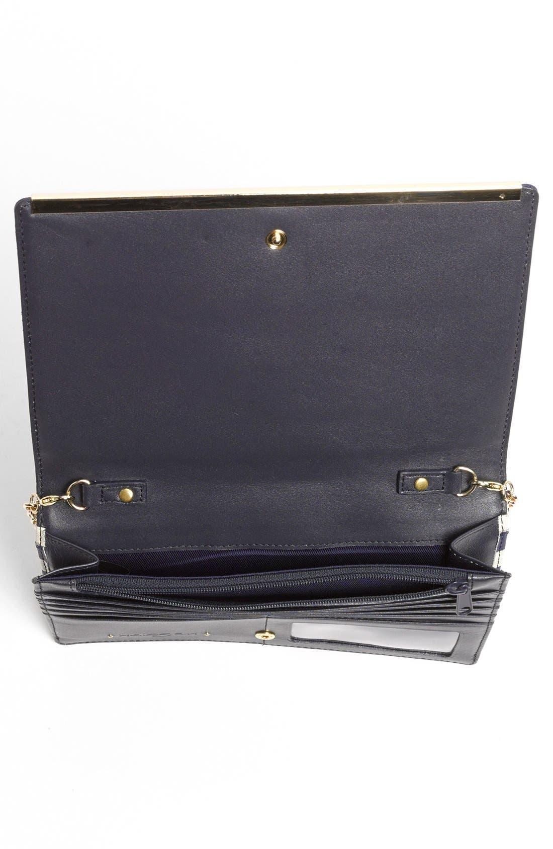 Flap Crossbody Bag,                             Alternate thumbnail 4, color,                             400