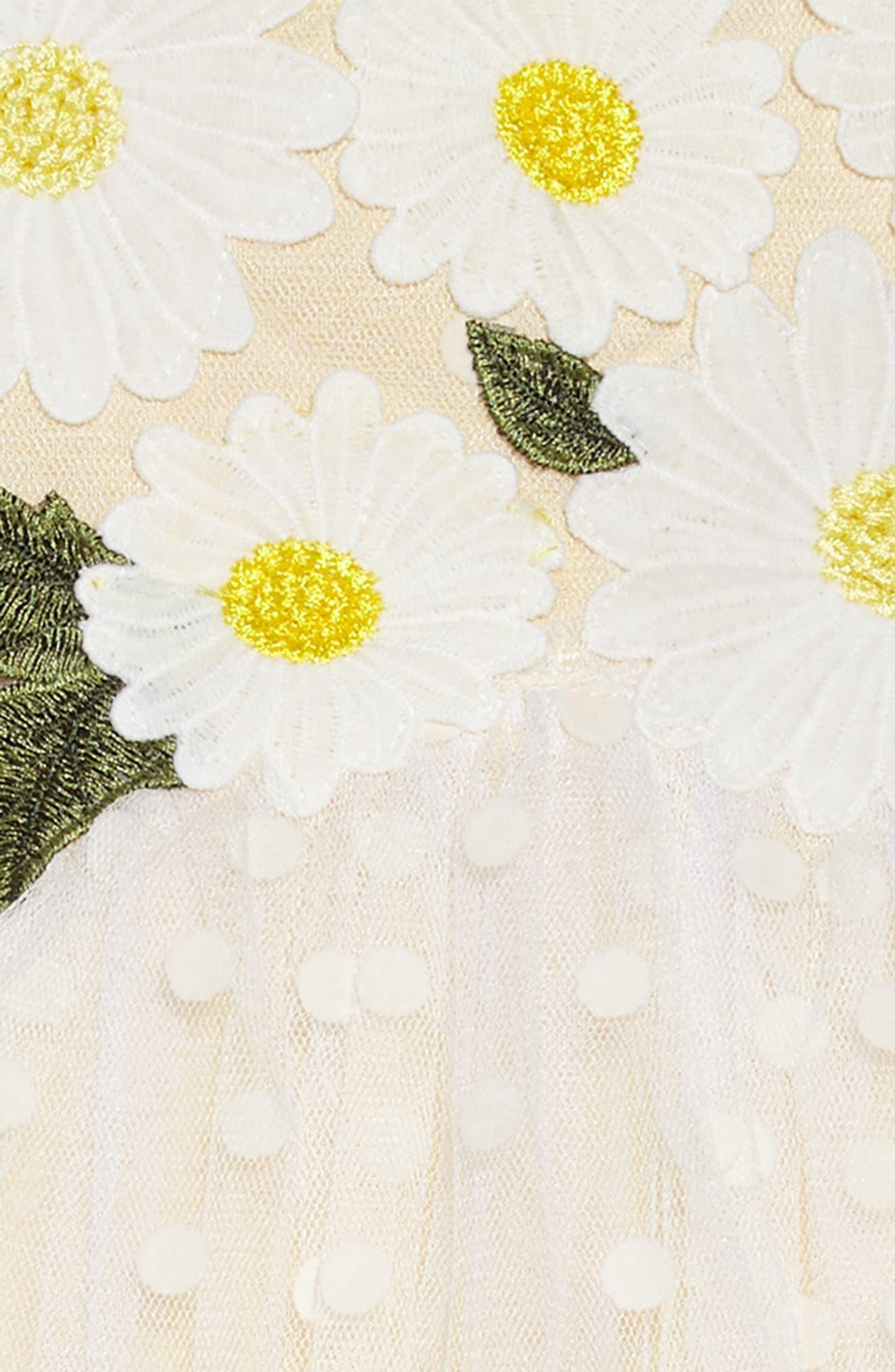 Polka Dot Dress,                             Alternate thumbnail 5, color,                             183