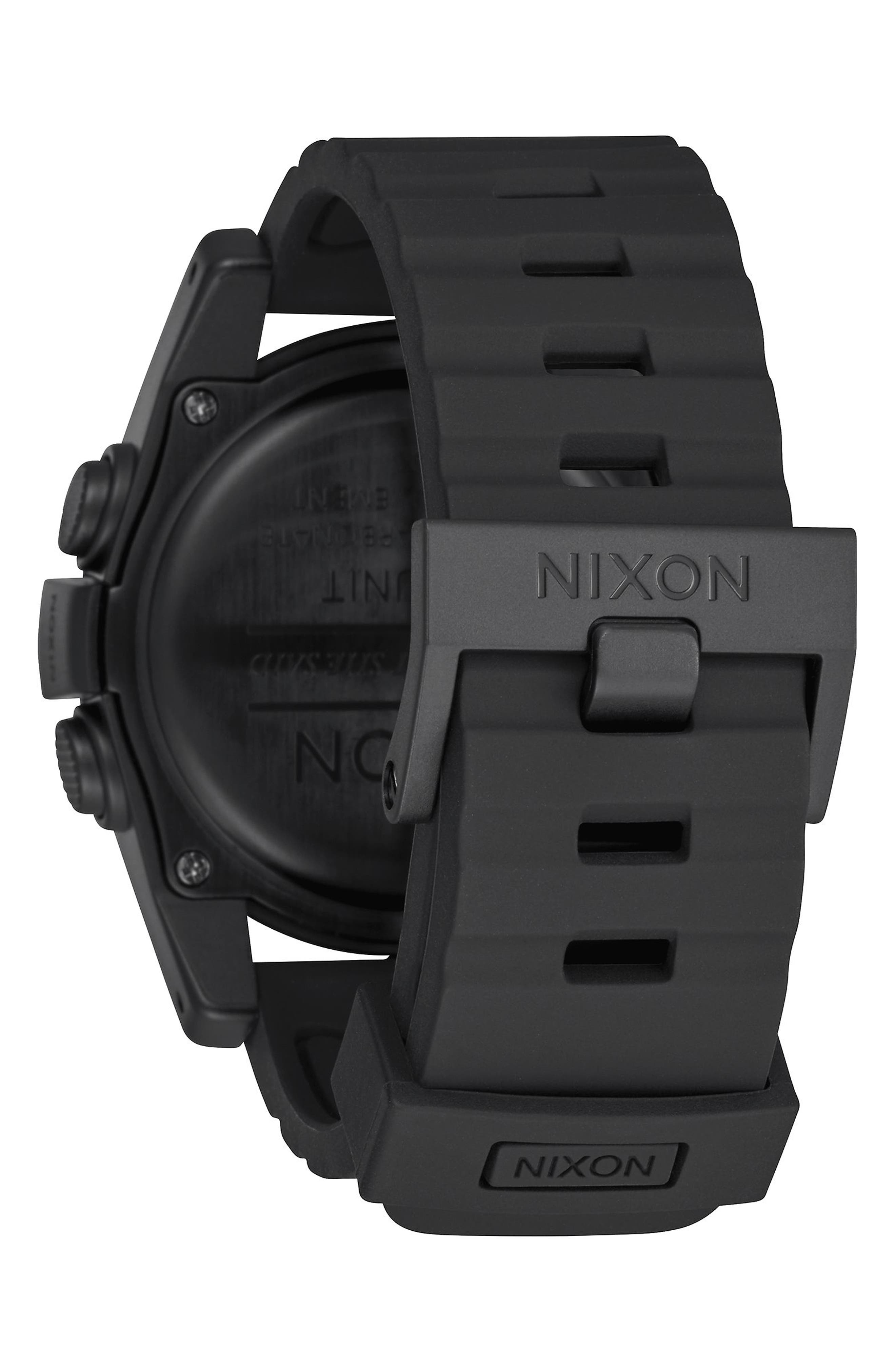 The Unit Digital Silicone Strap Watch, 44mm,                             Alternate thumbnail 8, color,