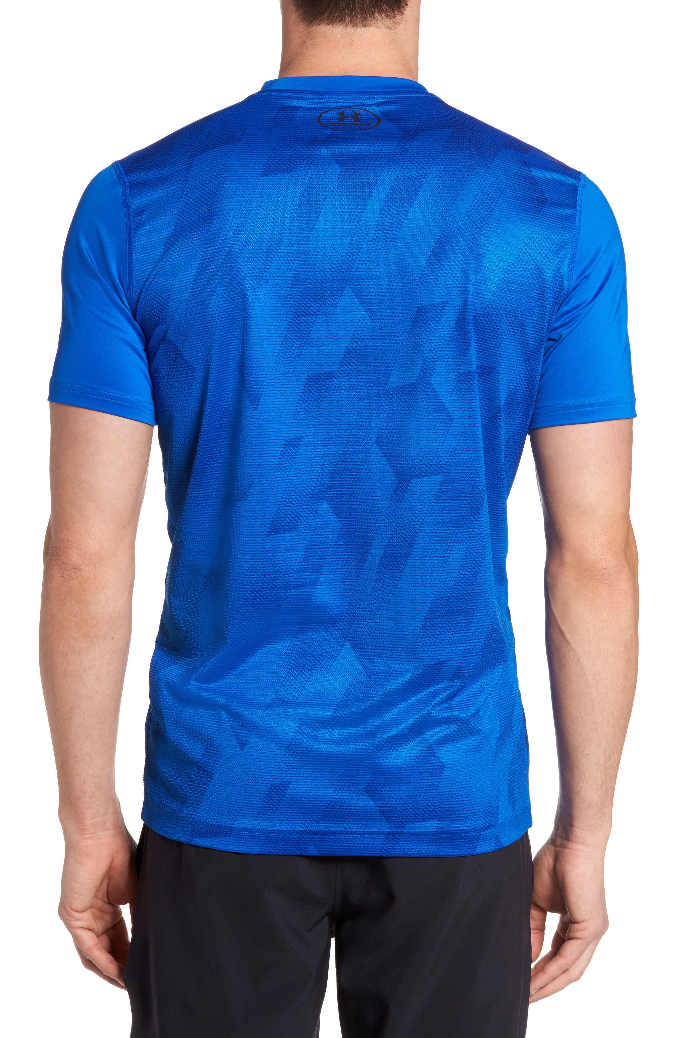 'Raid' HeatGear<sup>®</sup> Training T-Shirt,                             Alternate thumbnail 47, color,