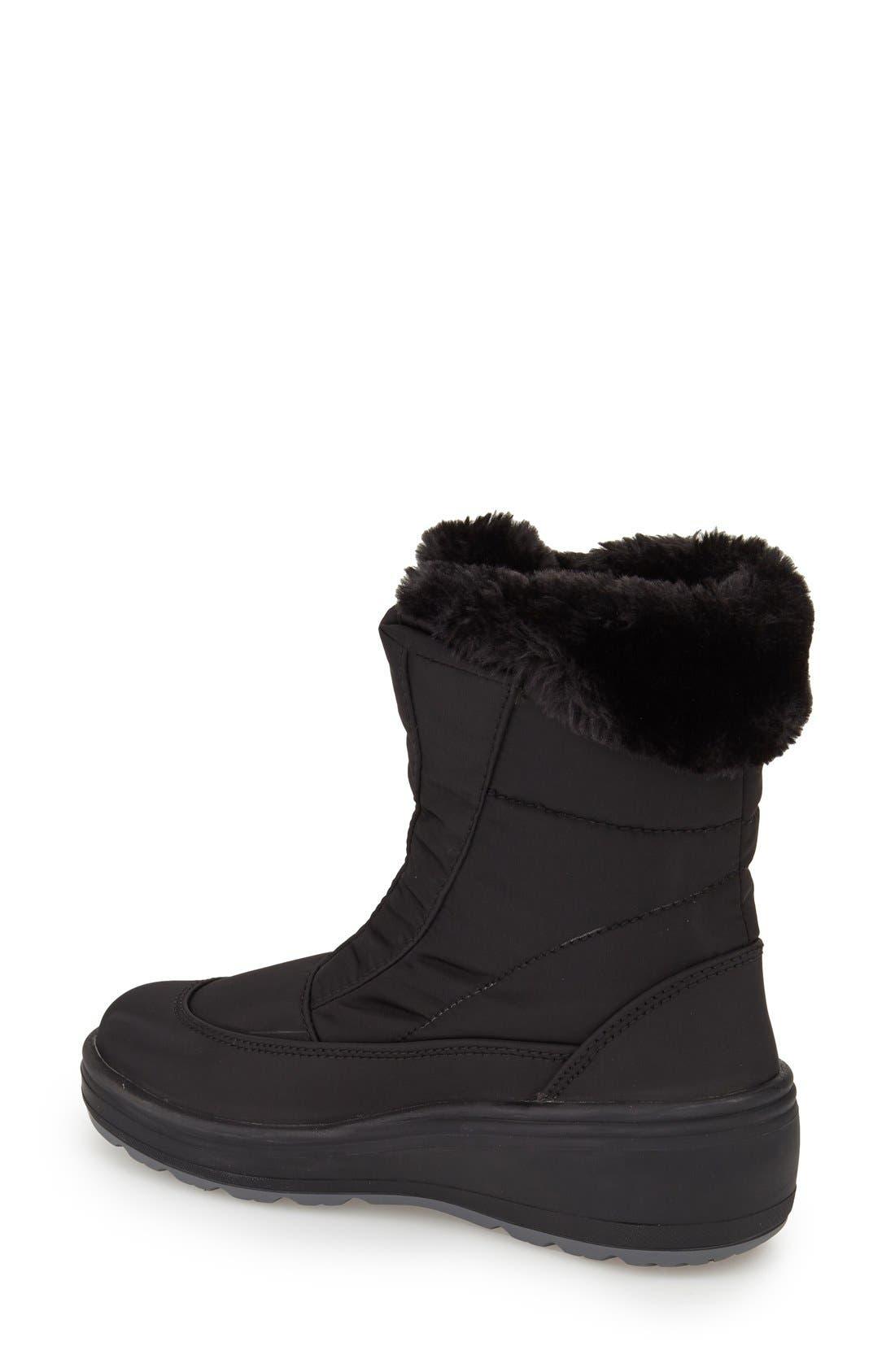 'Kimmi' Snow Boot,                             Alternate thumbnail 3, color,                             001