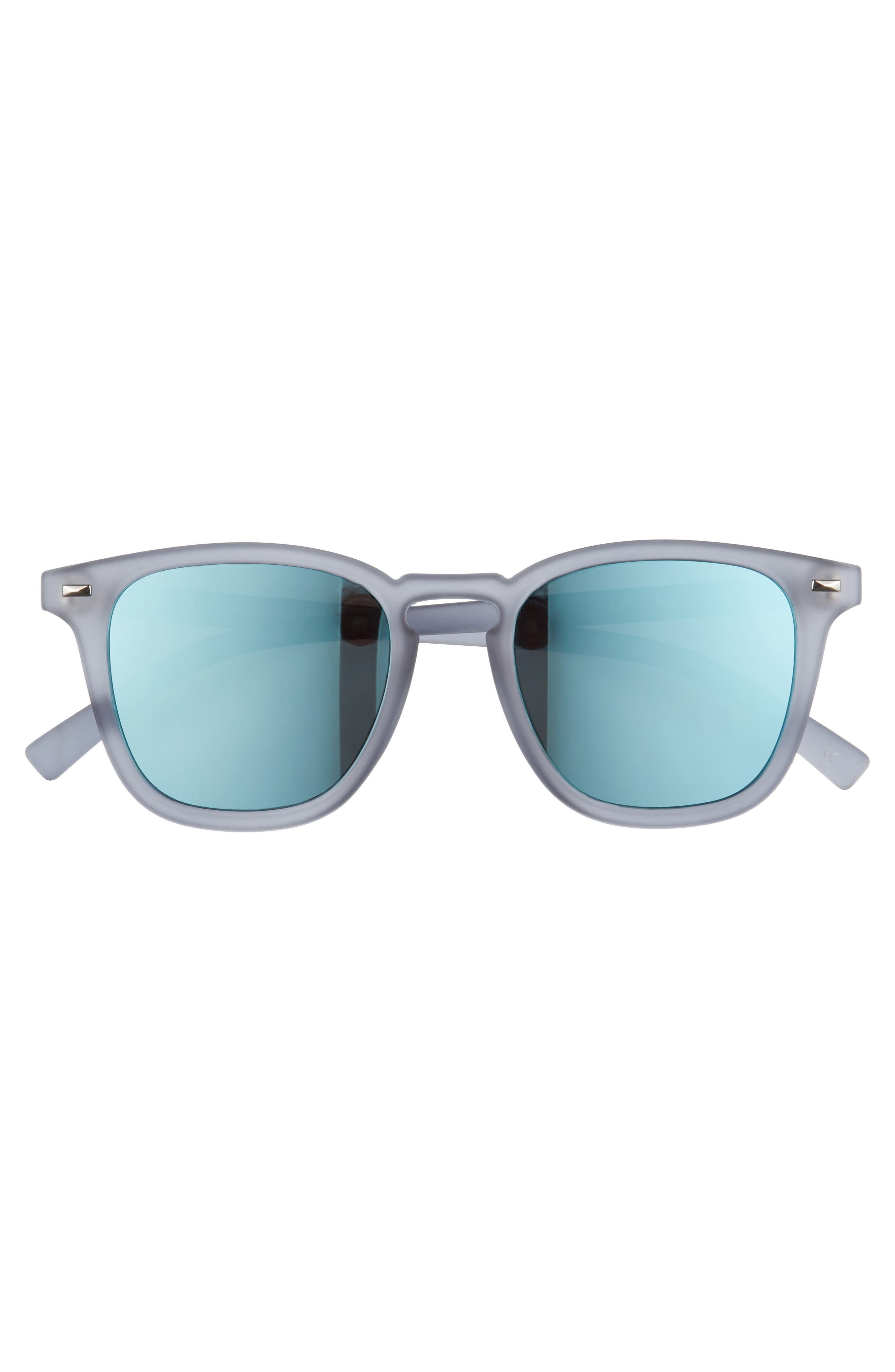 No Biggie 45mm Sunglasses,                             Alternate thumbnail 8, color,