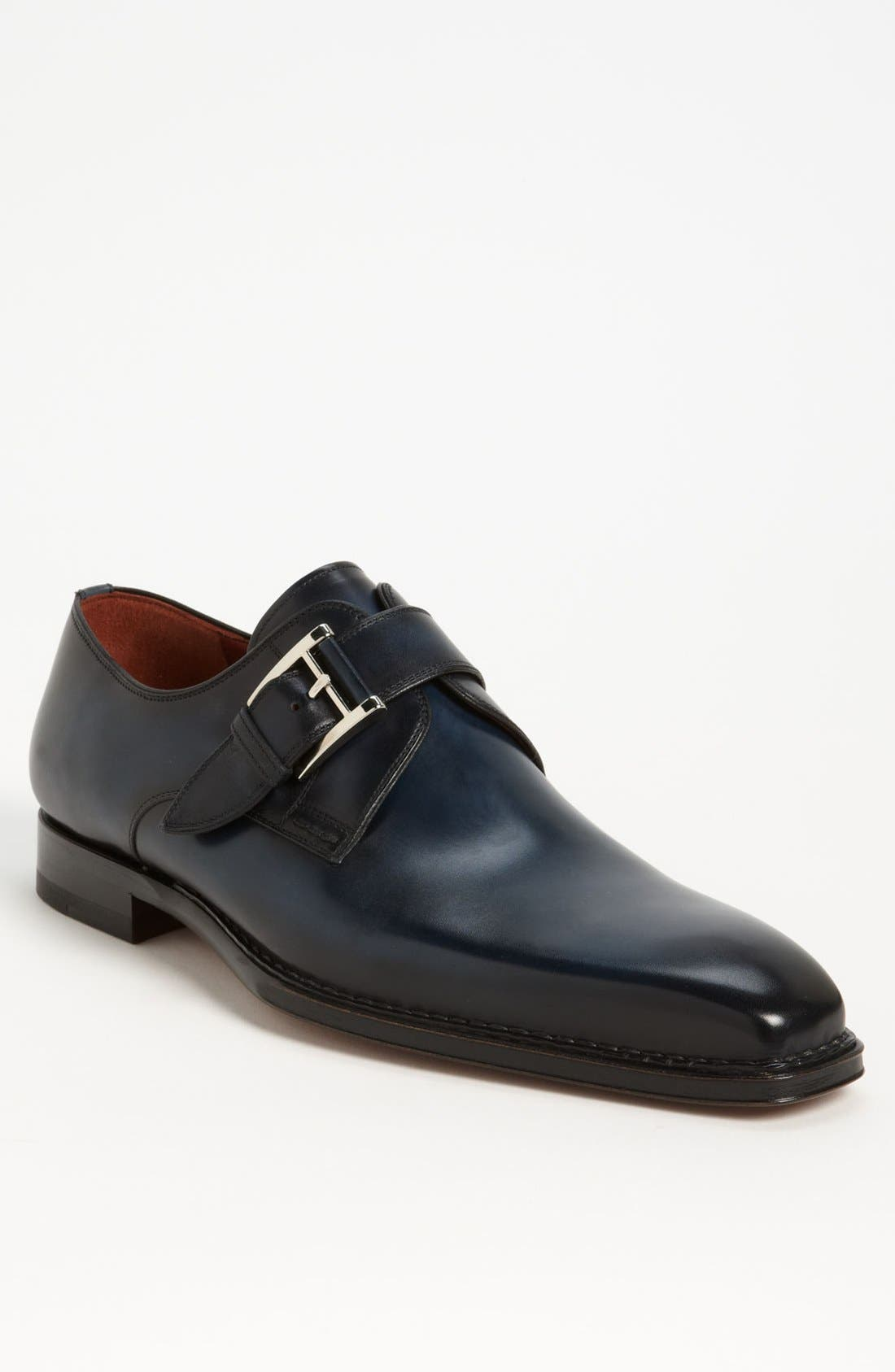 'Seleccion - Torres' Monk Strap Slip-On,                             Main thumbnail 1, color,                             410