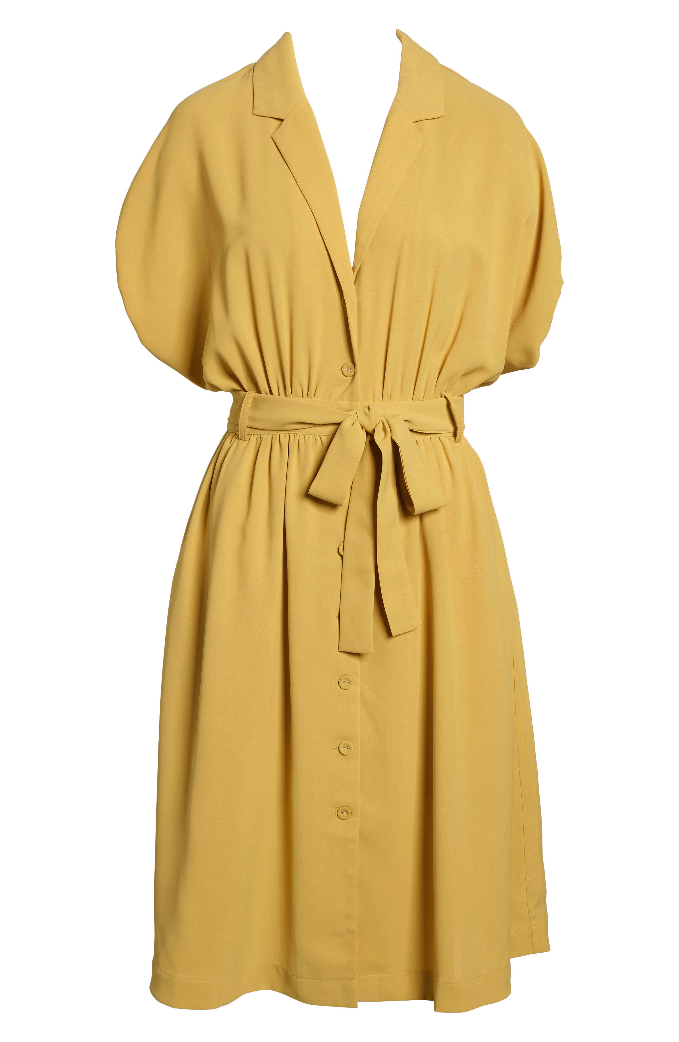 Chriselle x J.O.A. Cocoon Sleeve Dress,                             Alternate thumbnail 7, color,                             700