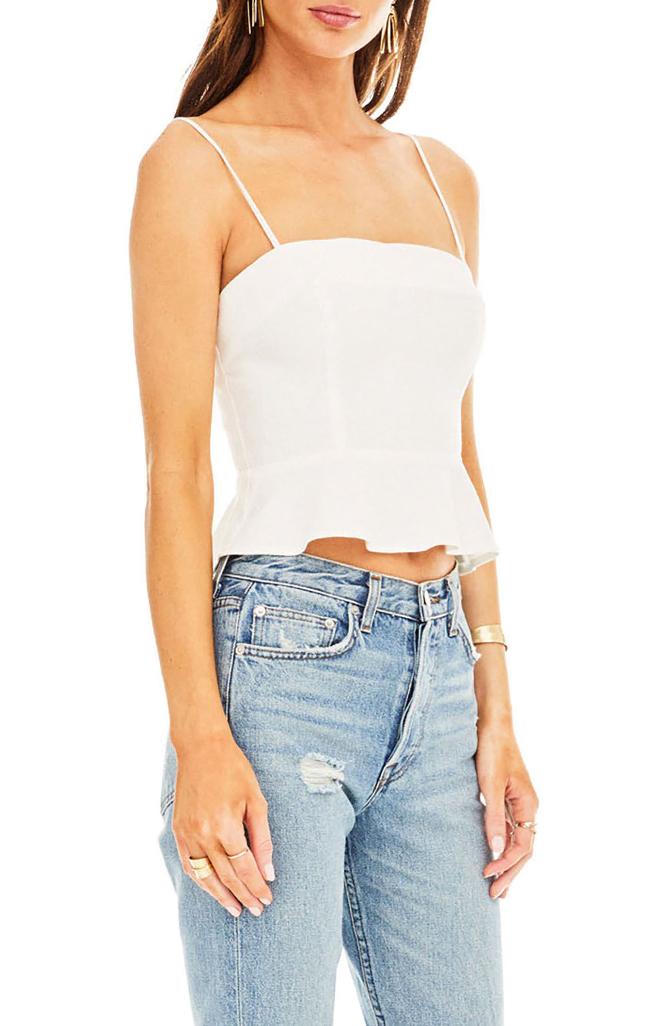 ASTR THE LABEL,                             Anika Top,                             Alternate thumbnail 3, color,                             900
