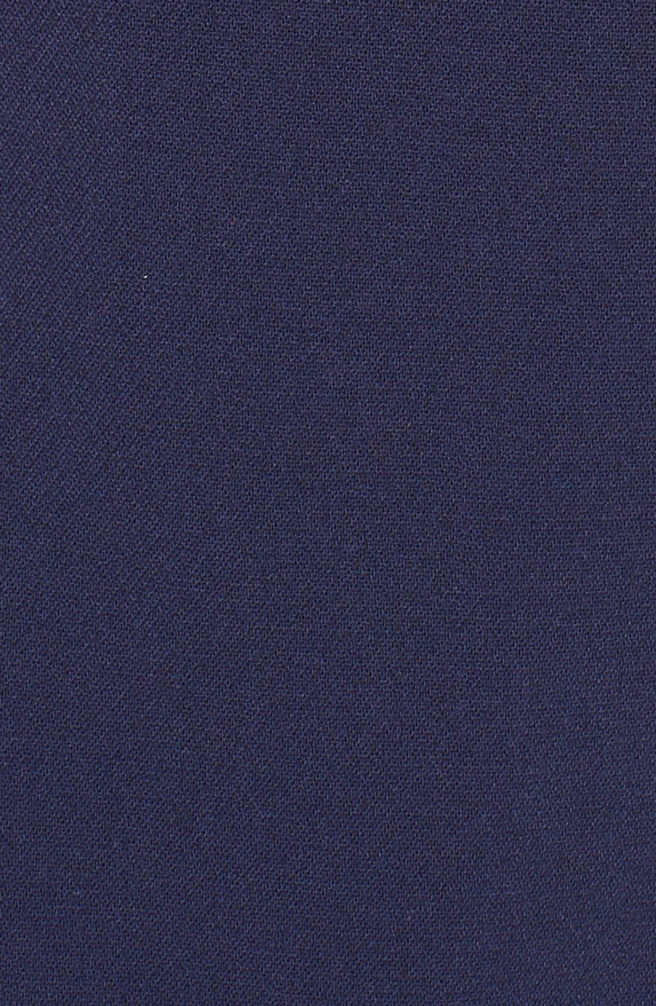 Puff Shoulder Blazer,                             Alternate thumbnail 6, color,                             410