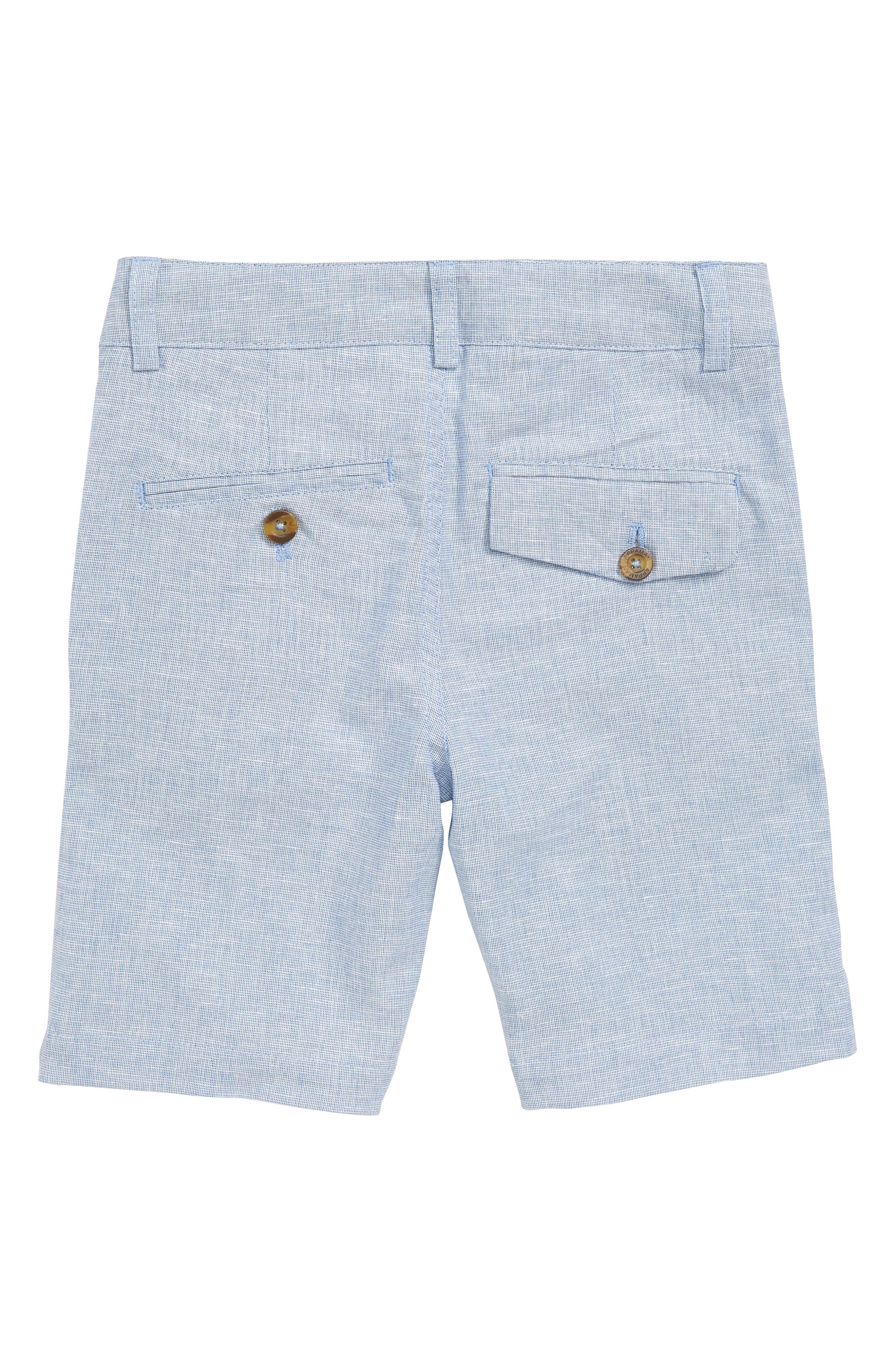 Trouser Shorts,                             Alternate thumbnail 2, color,                             459