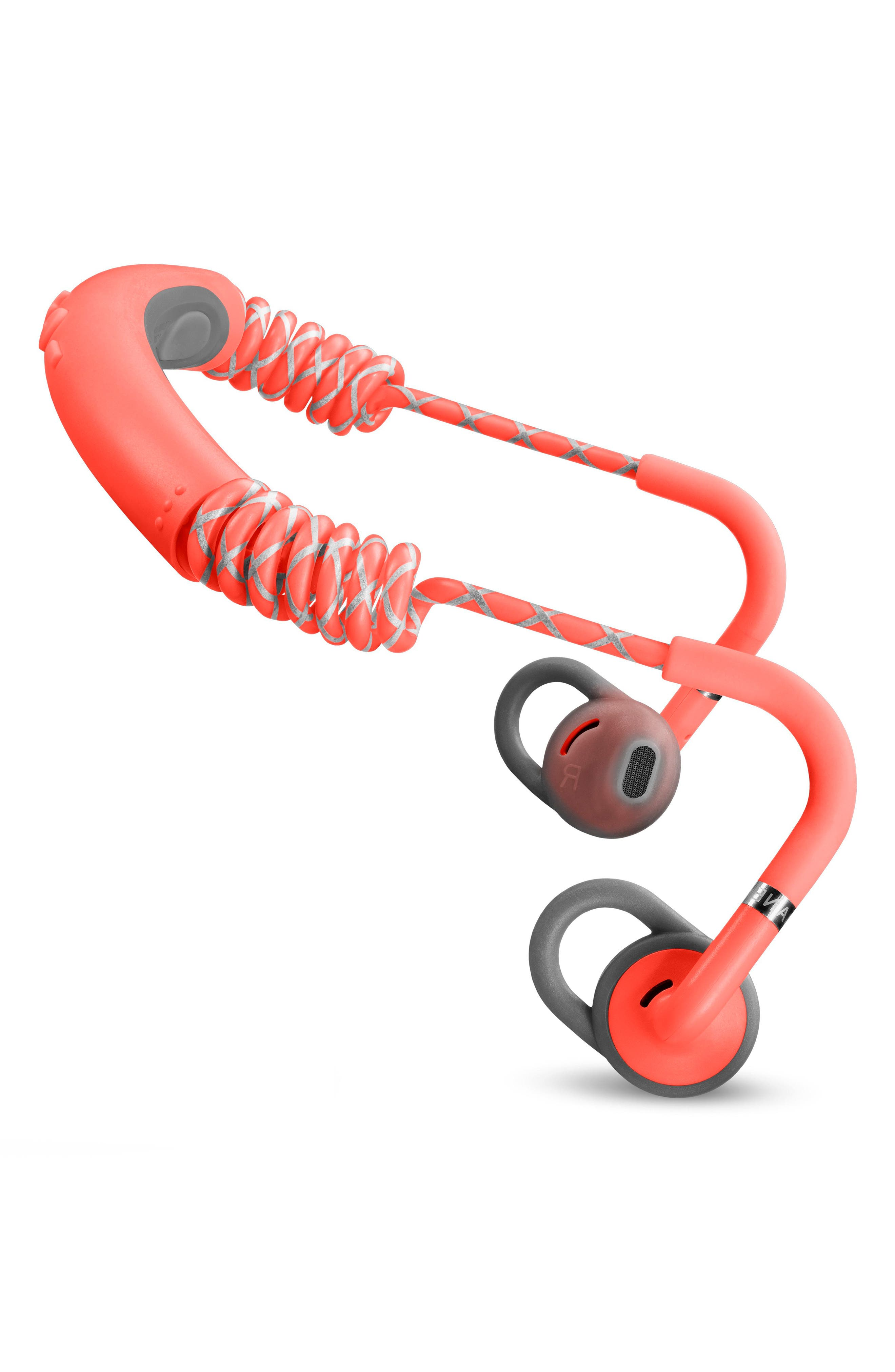 Stadion Wireless Bluetooth<sup>®</sup> In-Ear Headphones,                             Main thumbnail 4, color,