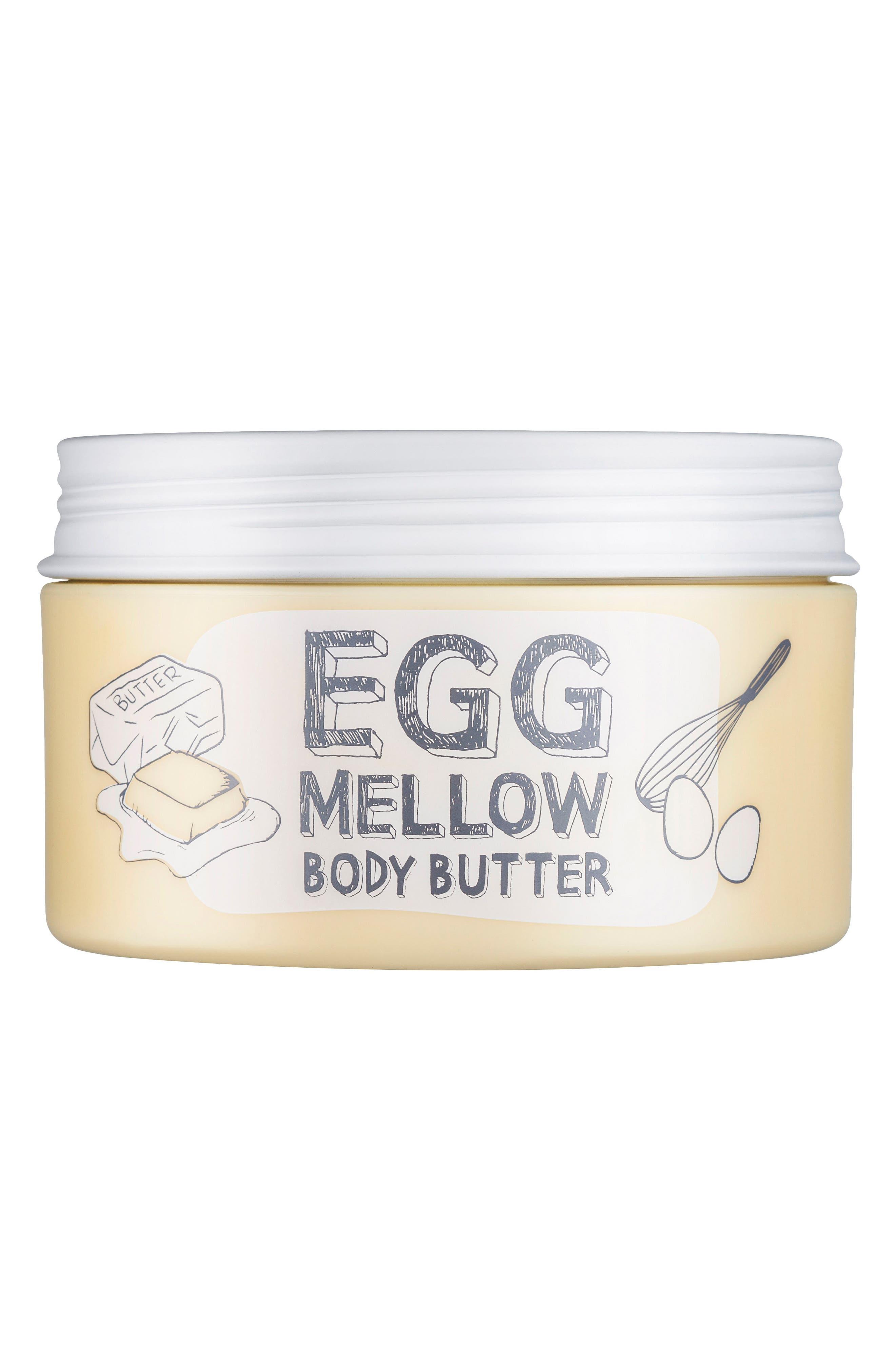 Egg Mellow Body Butter,                             Main thumbnail 1, color,                             NONE