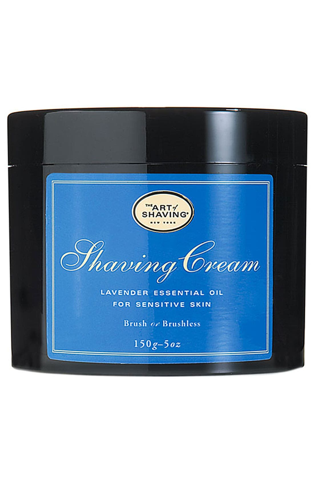 Lavender Shaving Cream,                             Main thumbnail 1, color,                             000