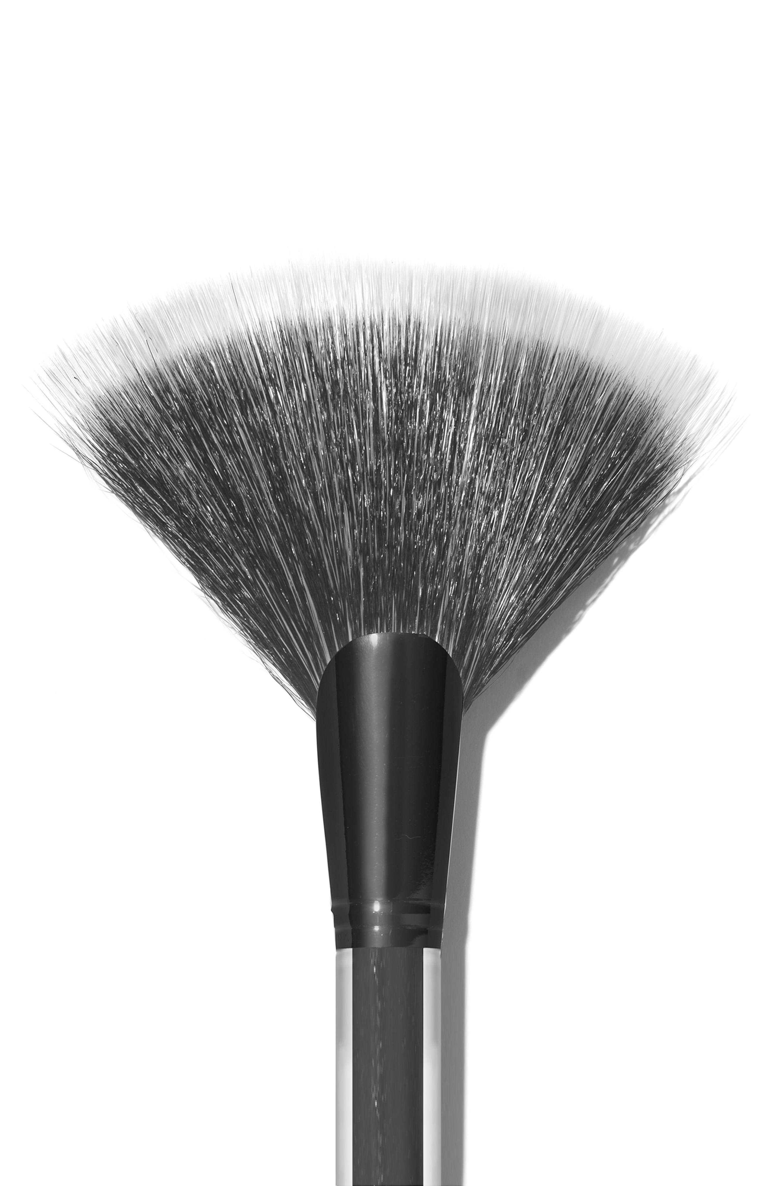 SPACE.NK.apothecary Kevyn Aucoin Beauty The Large Fan Brush,                             Alternate thumbnail 2, color,                             NO COLOR