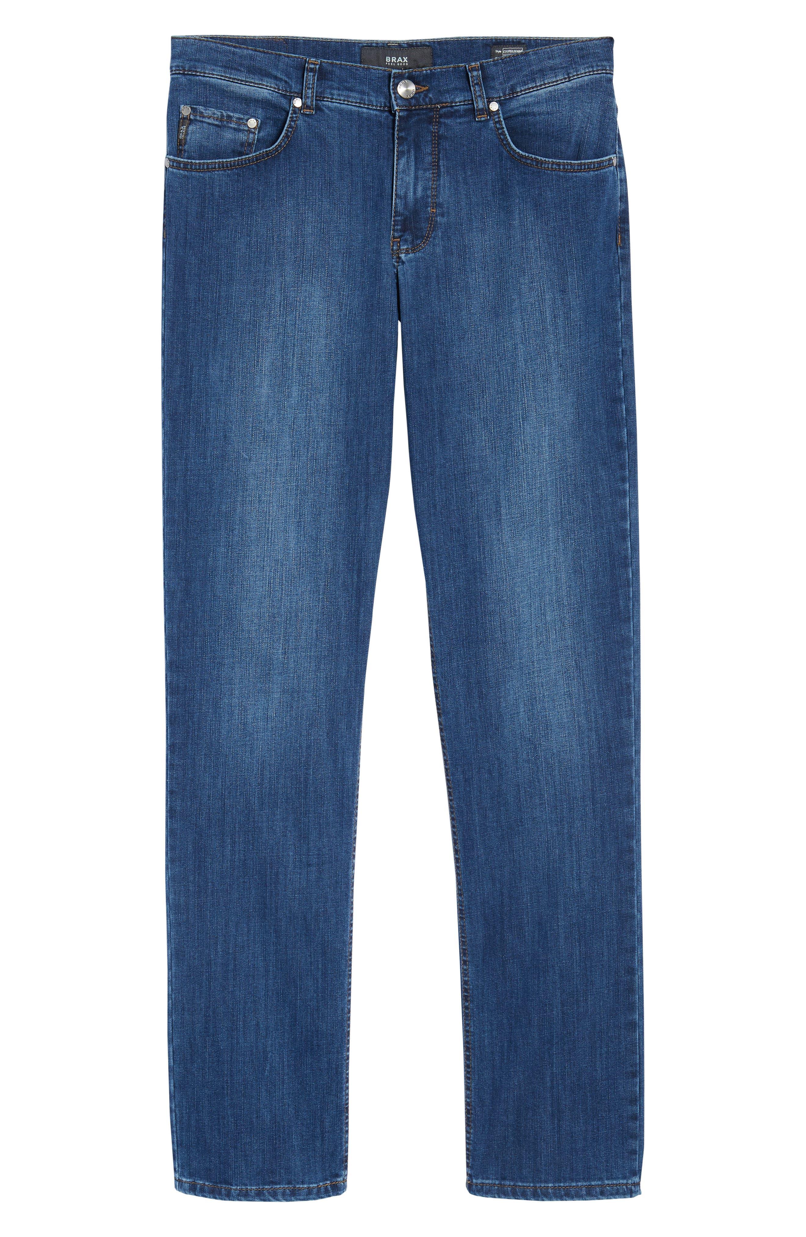 Masterpiece Regular Jeans,                             Alternate thumbnail 18, color,