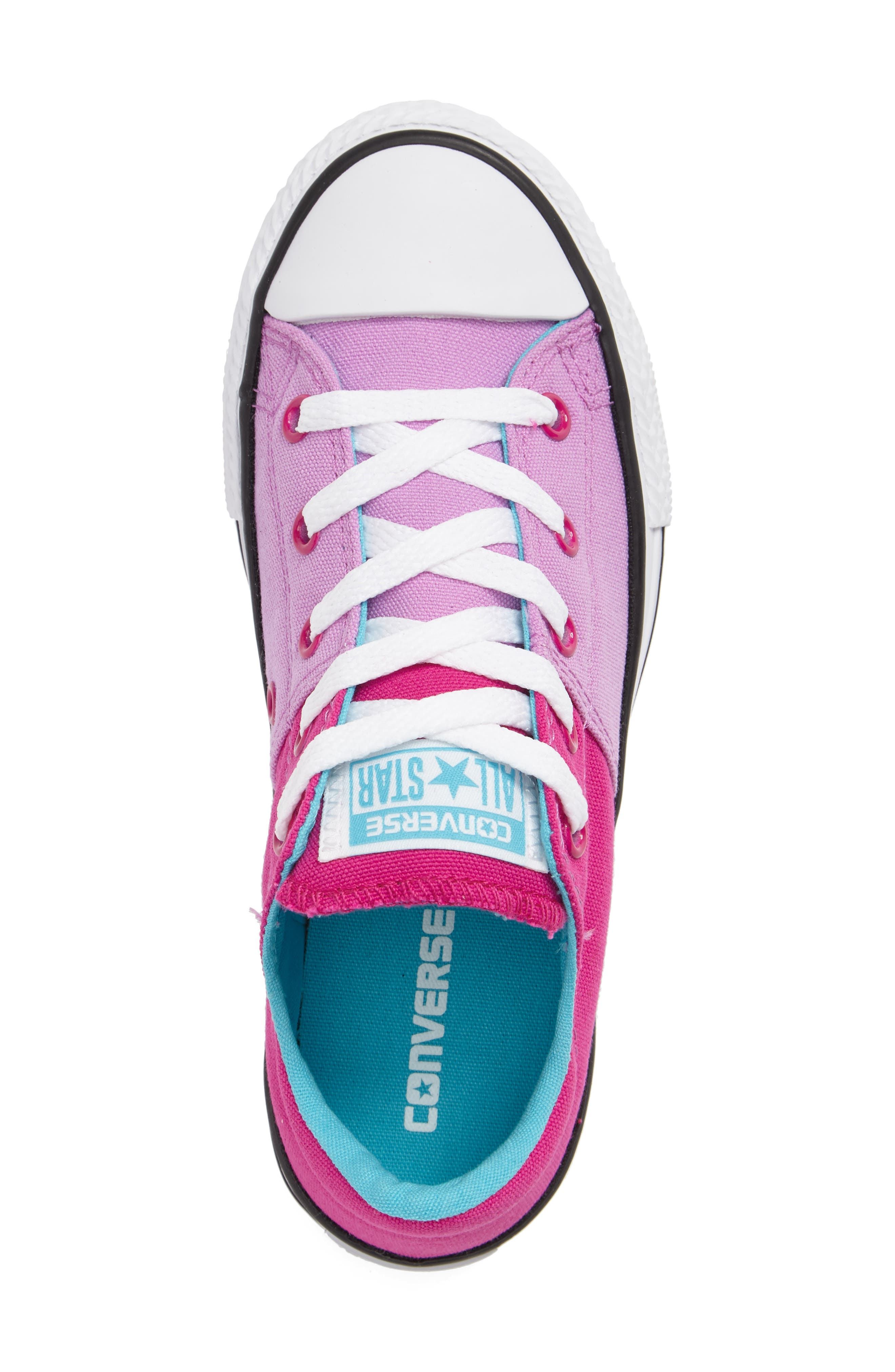 Chuck Taylor<sup>®</sup> All Star<sup>®</sup> Madison Low Top Sneaker,                             Alternate thumbnail 18, color,