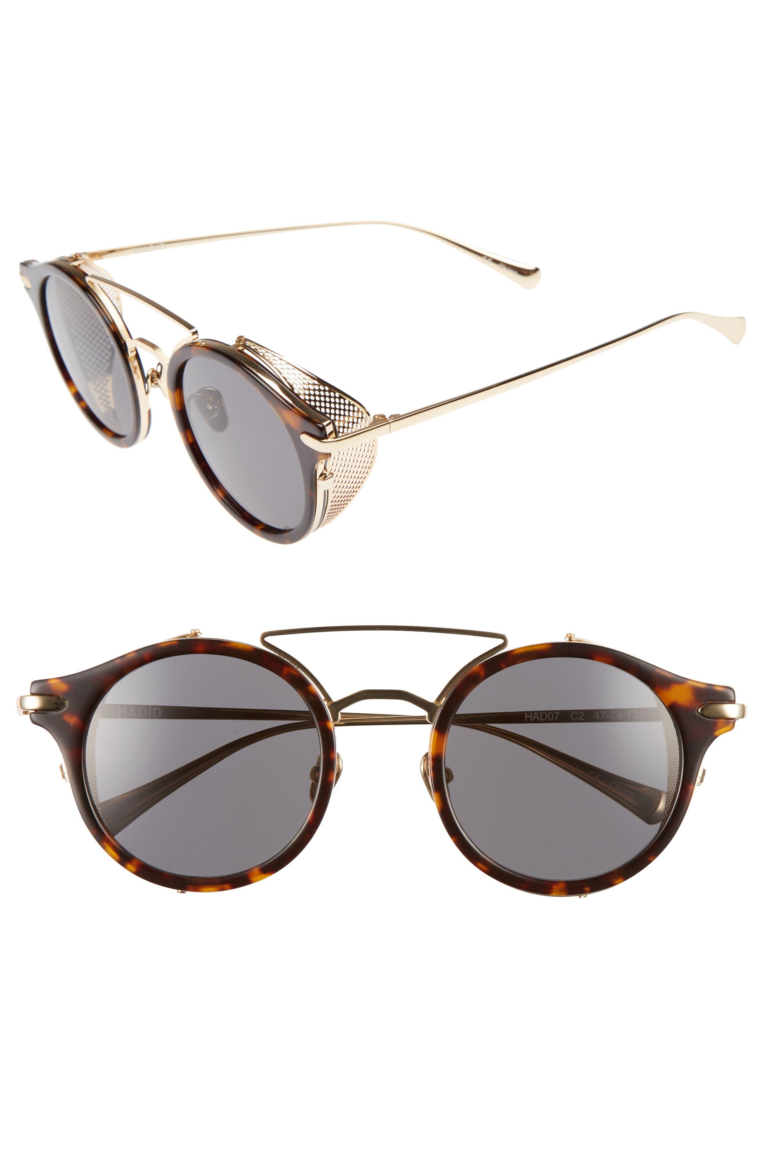Mile High 47mm Sunglasses,                             Main thumbnail 2, color,