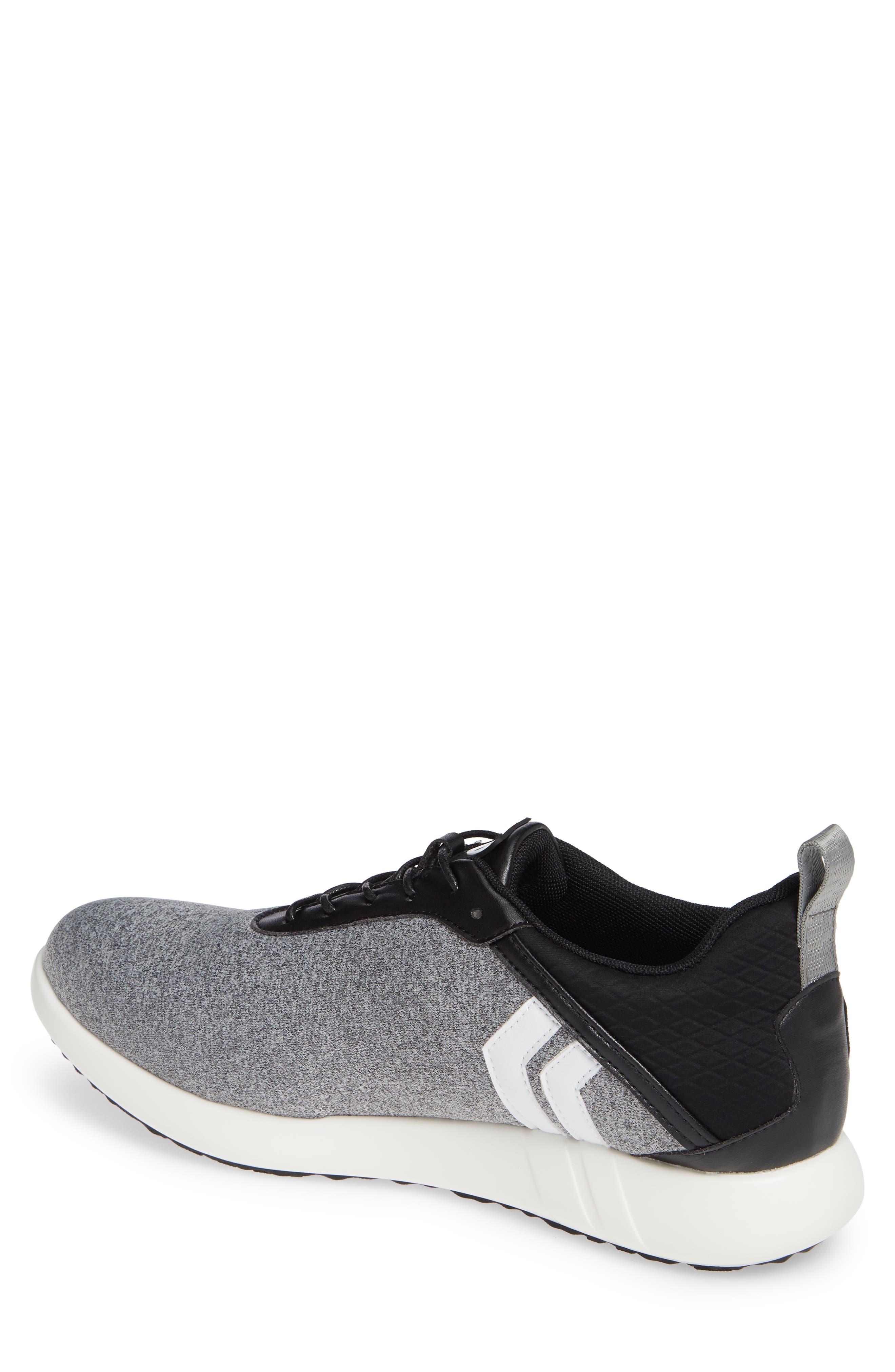 Avalon Sneaker,                             Alternate thumbnail 2, color,                             GREY FABRIC