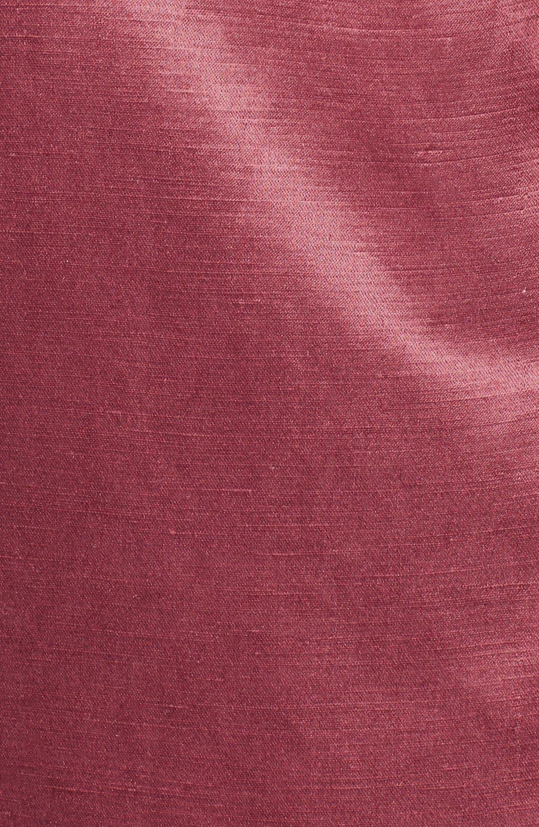 High Collar Long Jacket,                             Alternate thumbnail 16, color,