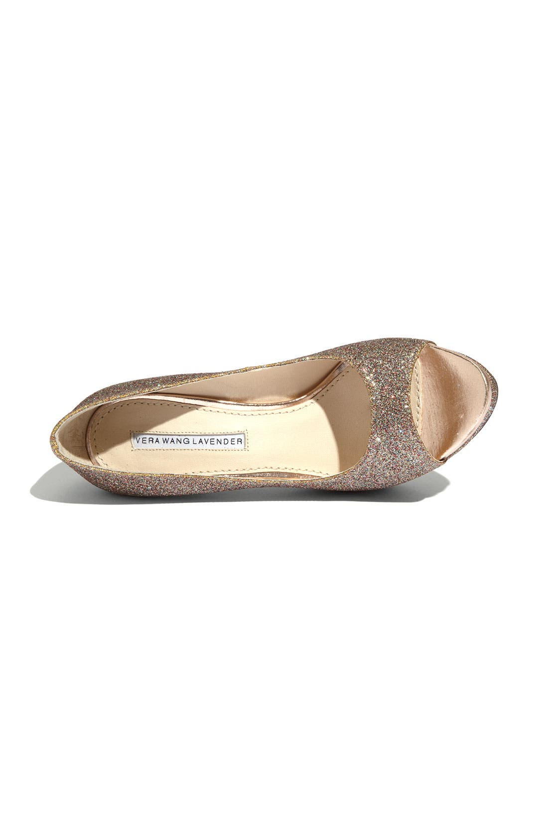 Footwear 'Selima' Peep Toe Pump,                             Alternate thumbnail 11, color,