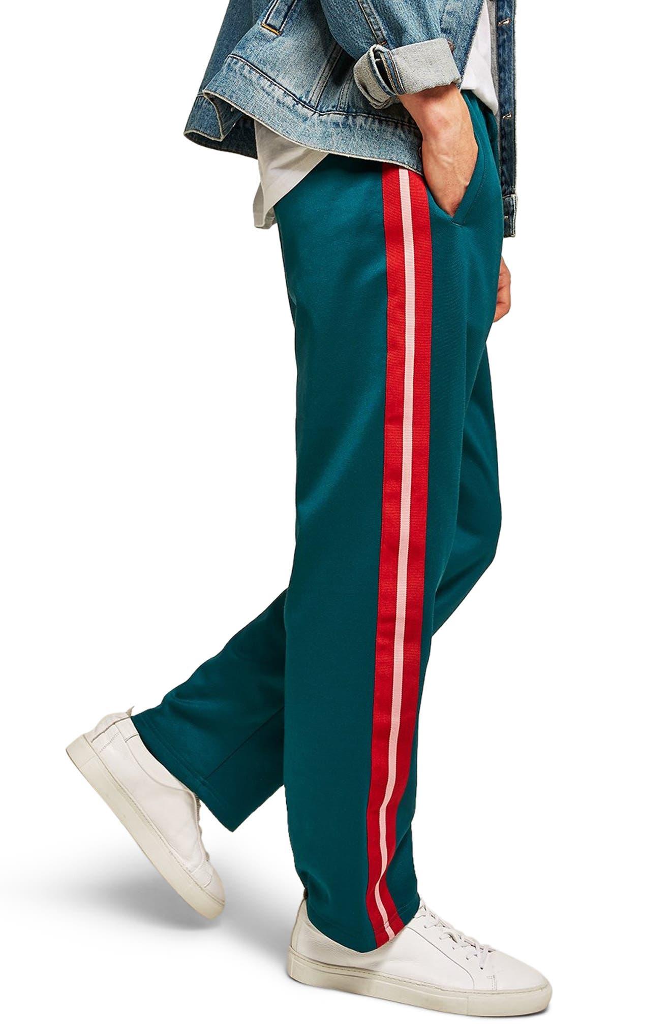 Stripe Jogger Pants,                             Main thumbnail 1, color,                             460