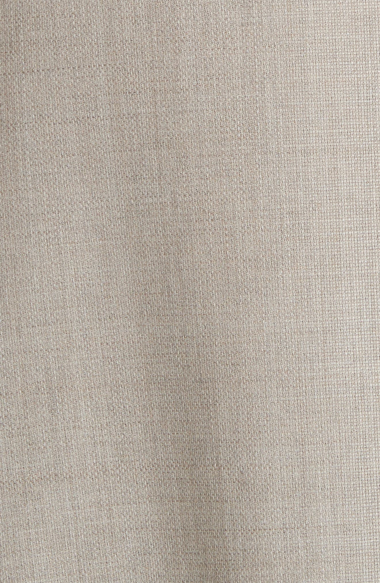 Classic Fit Wool Sport Coat,                             Alternate thumbnail 6, color,