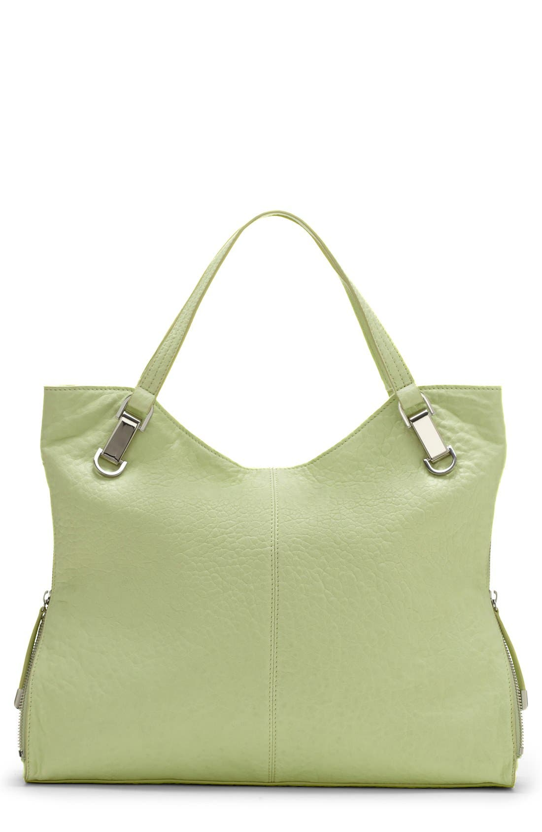 'Riley' Leather Tote,                             Main thumbnail 19, color,