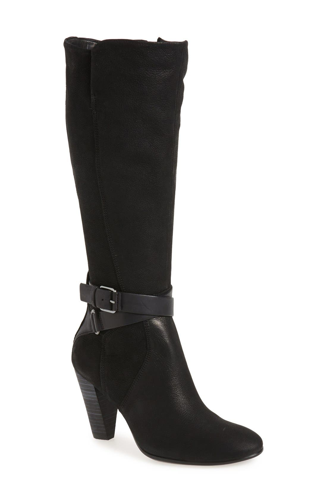 'Shape 75' Tall Boot, Main, color, 017
