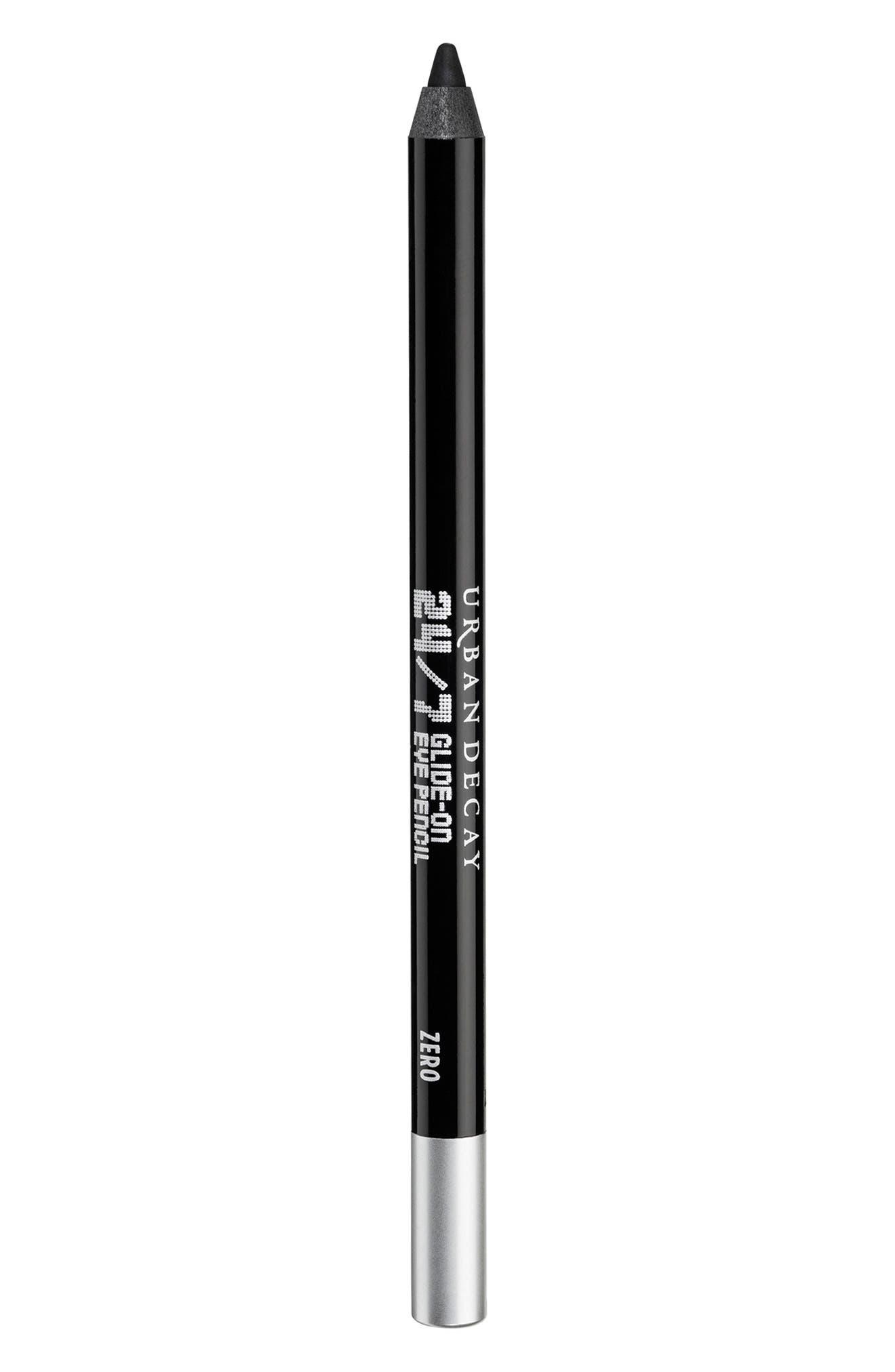 24/7 Glide-On Eye Pencil,                             Main thumbnail 1, color,                             ZERO