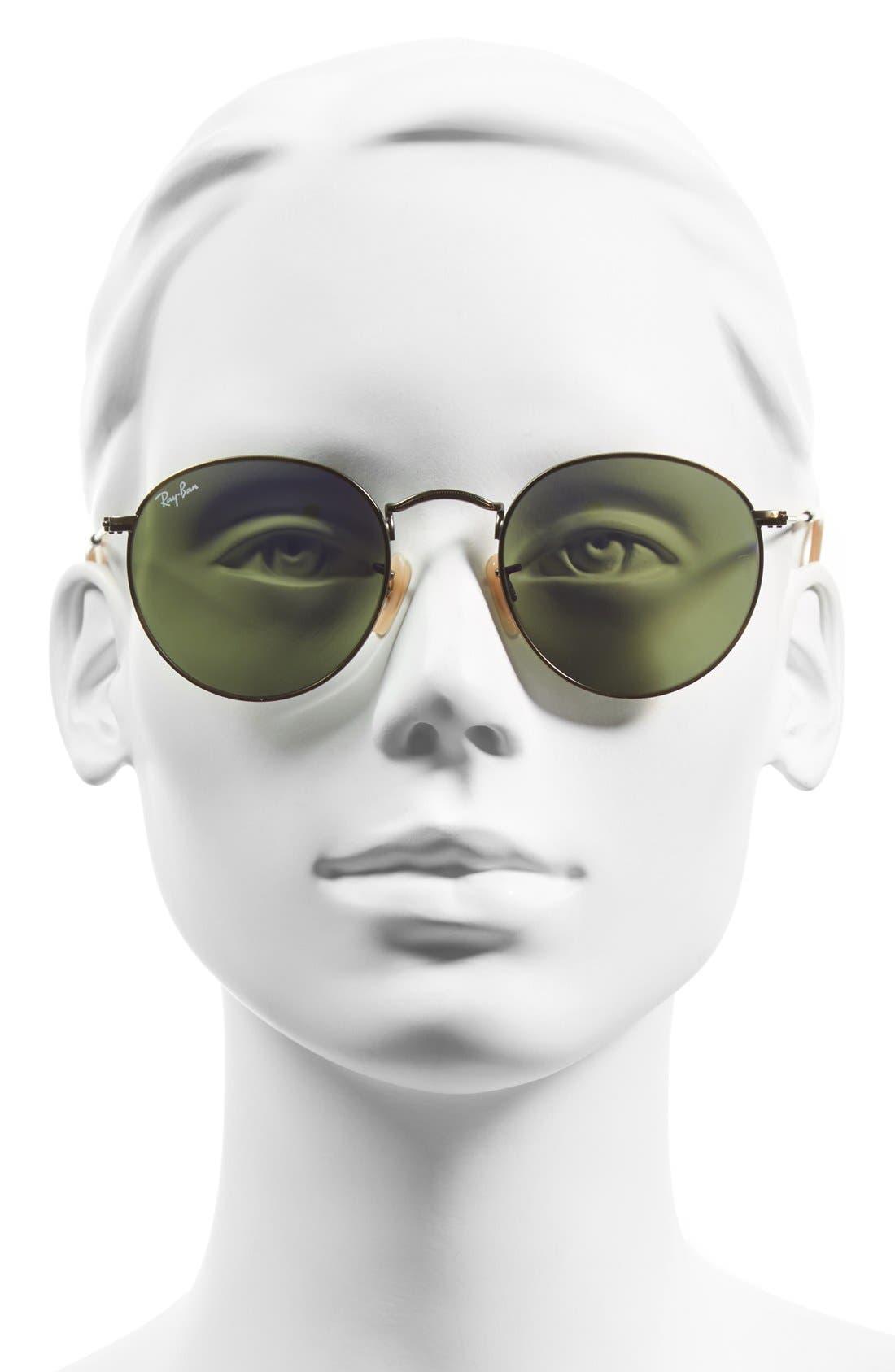 Icons 50mm Sunglasses,                             Alternate thumbnail 10, color,