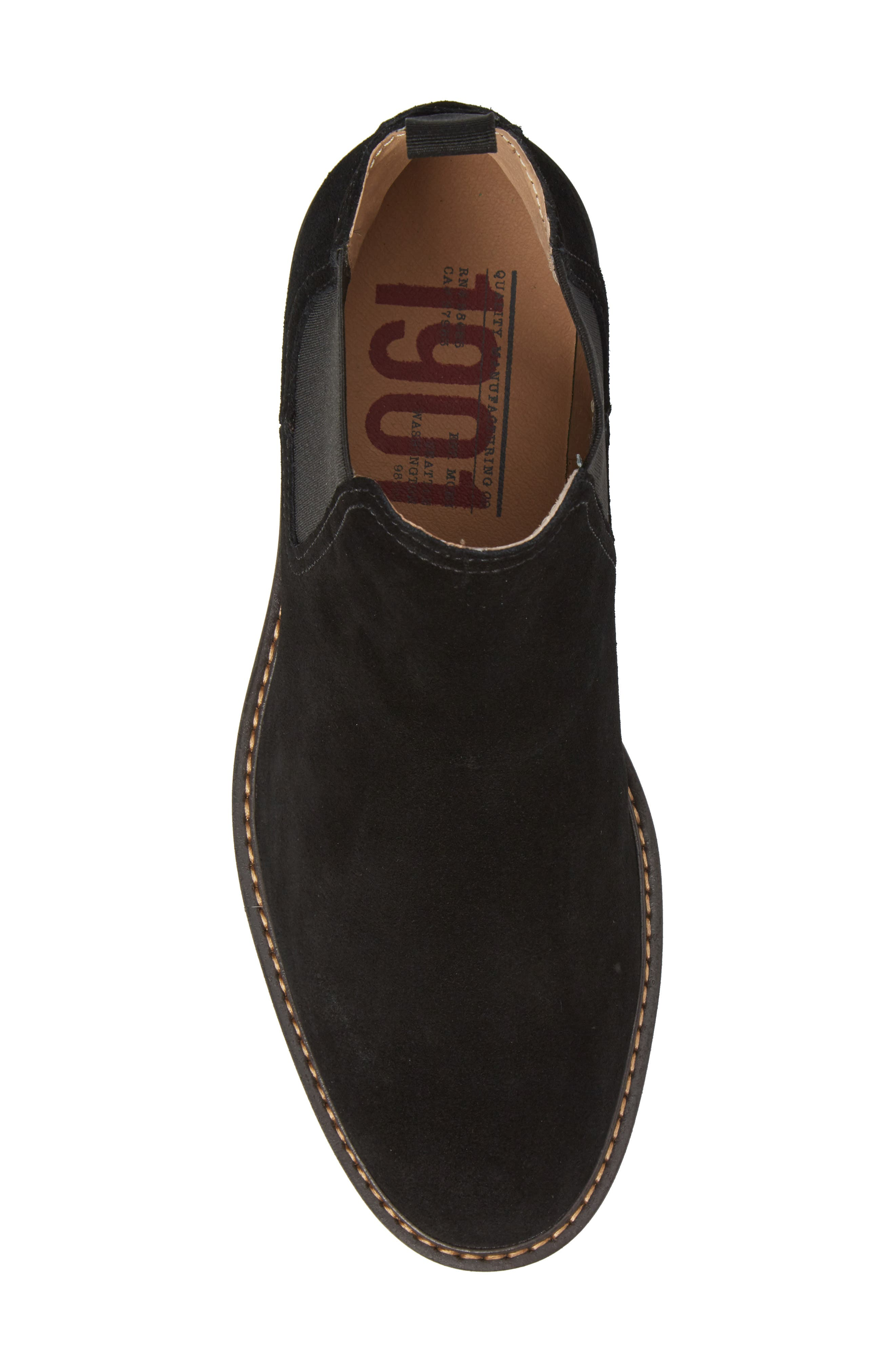 Horton Chelsea Boot,                             Alternate thumbnail 5, color,                             001