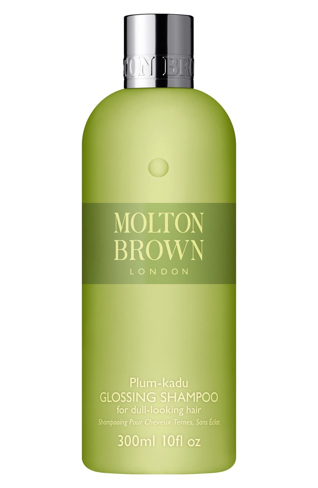 Plum-kadu Glossing Shampoo,                             Main thumbnail 1, color,                             000