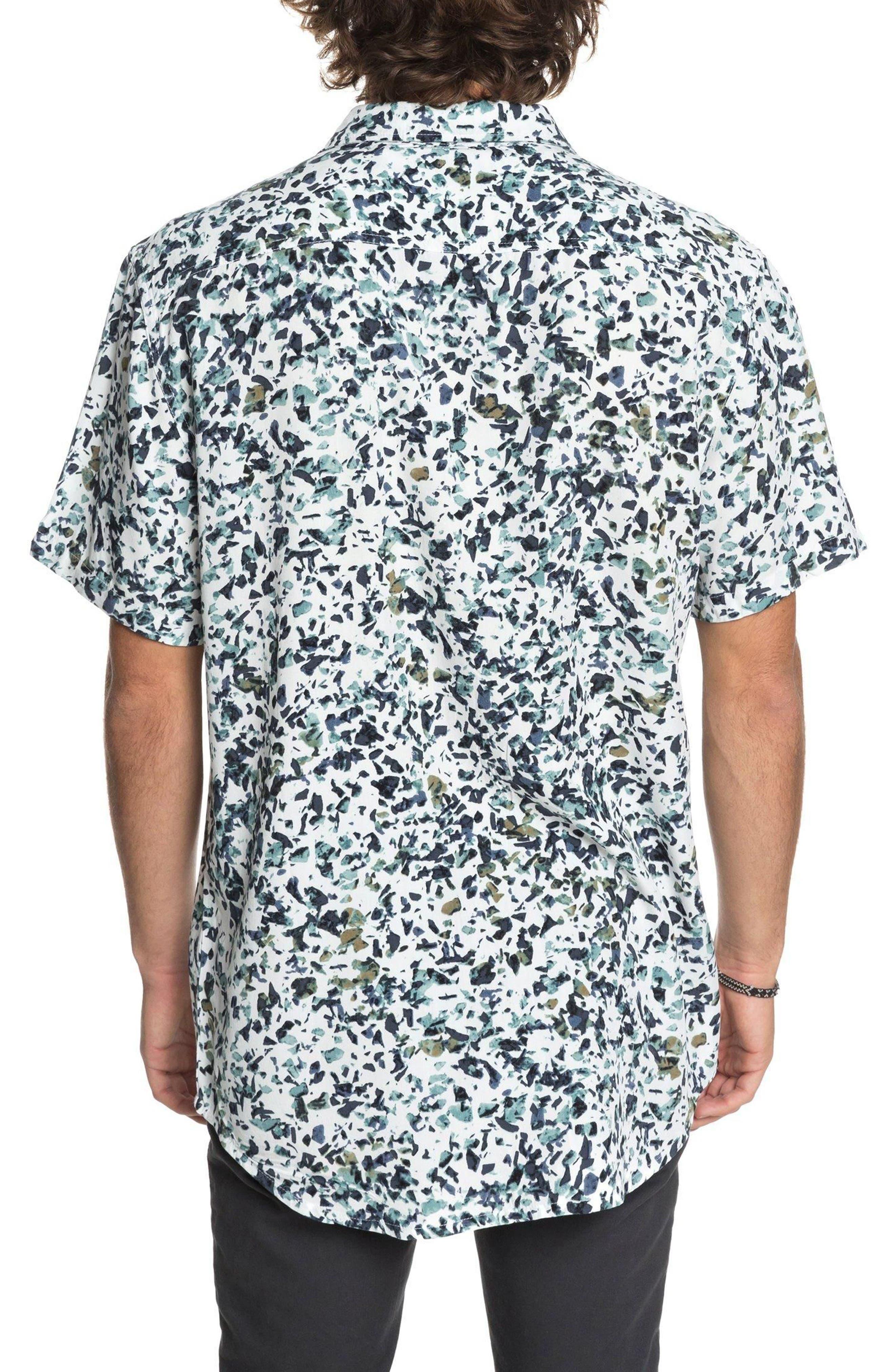 QUIKSILVER,                             Fata Morgana Woven Shirt,                             Alternate thumbnail 2, color,                             101