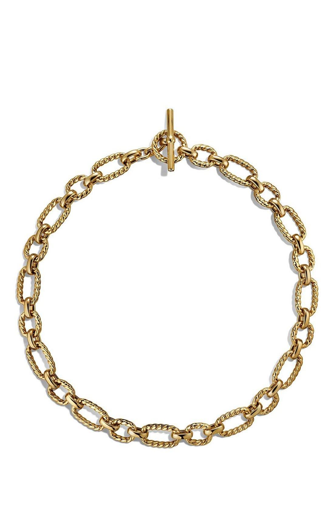 Chain Link Necklace,                             Alternate thumbnail 2, color,                             710