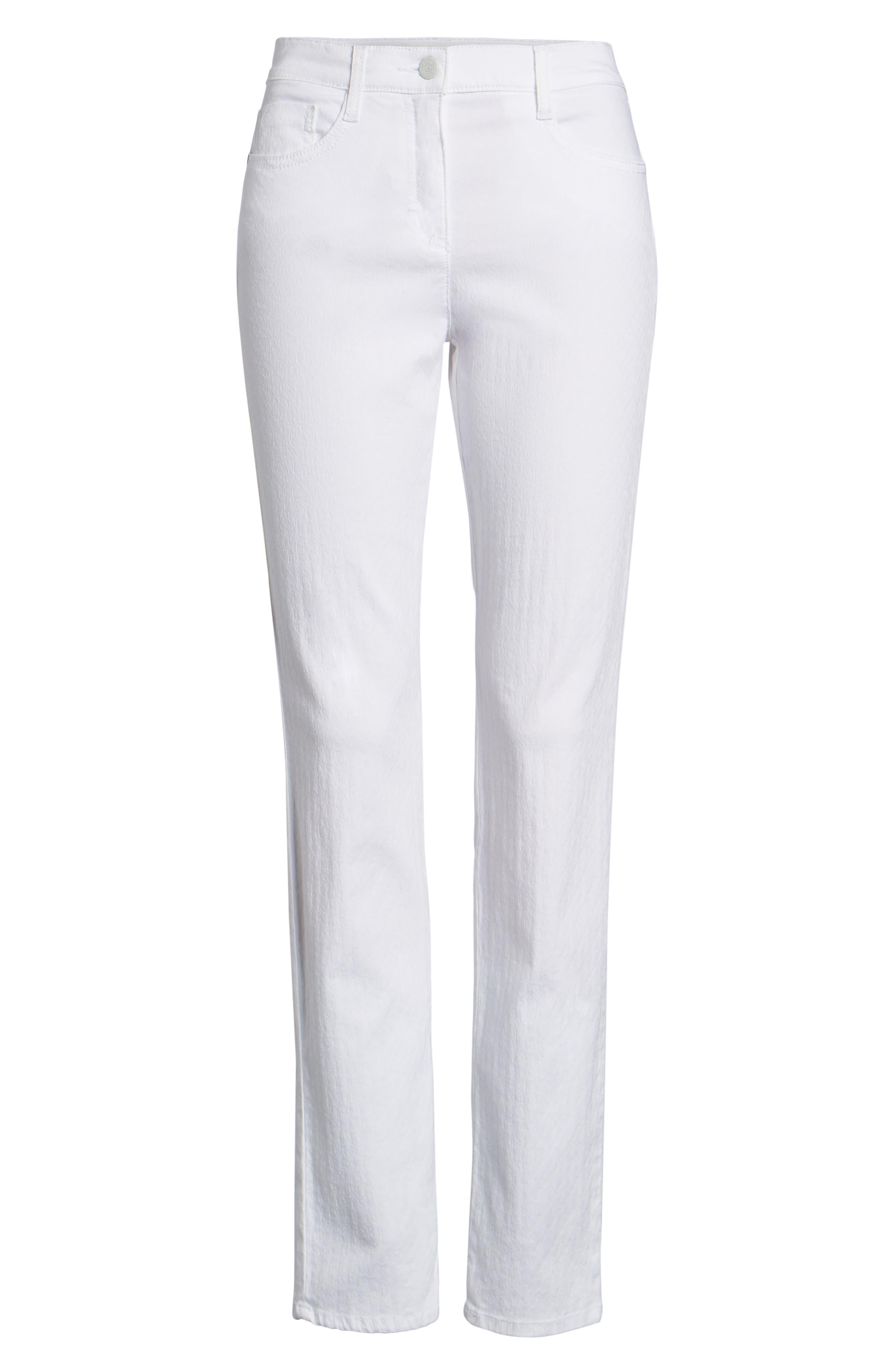 Shakira White Jeans,                             Alternate thumbnail 7, color,