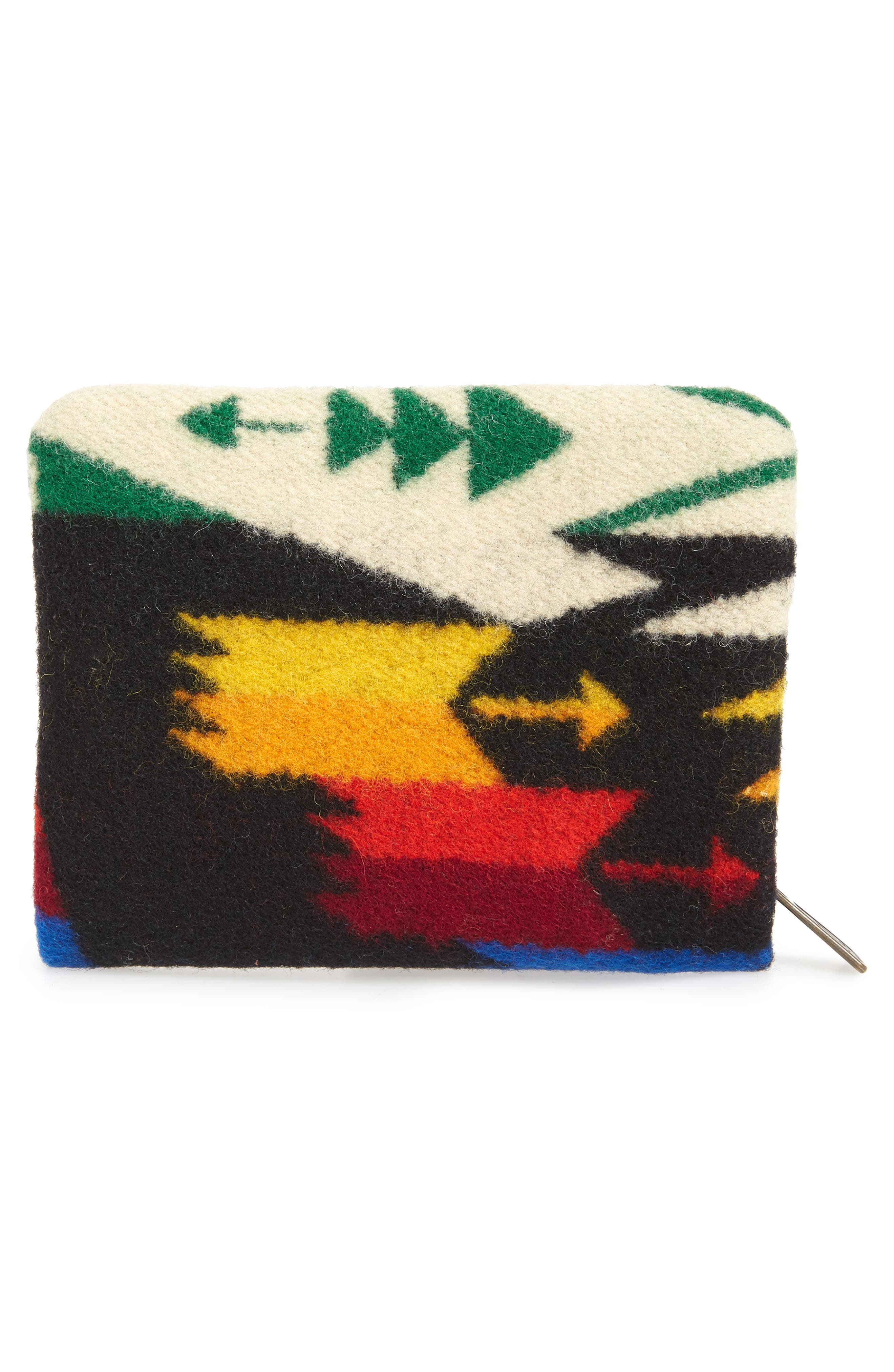 Mini Accordion Wallet,                             Alternate thumbnail 3, color,                             002